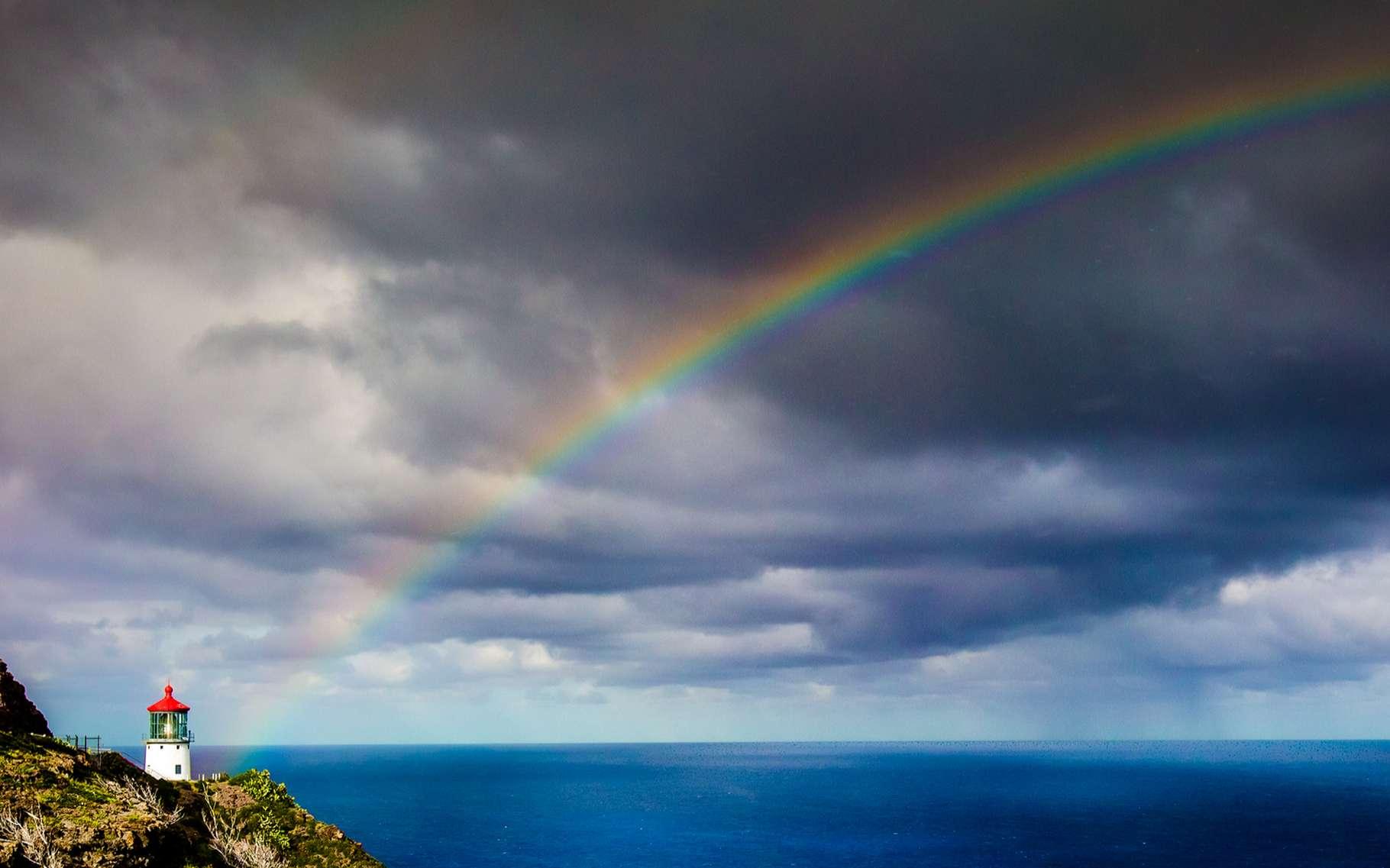 Comment expliquer la forme des arcs-en-ciel ? © Shane Myers Photography, Shutterstock