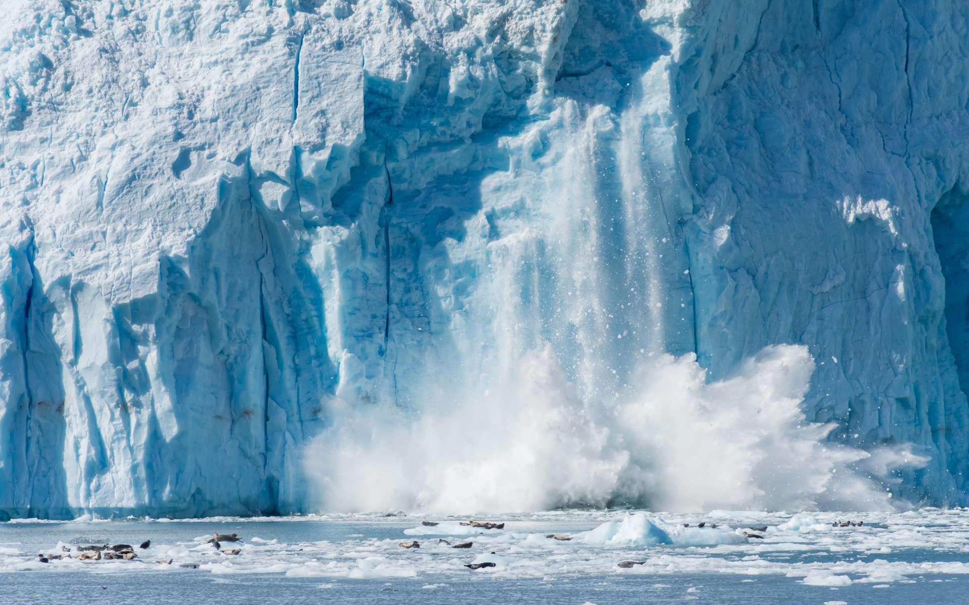 La banquise de l'arctique a été à son deuxième niveau le plus bas. © Shutterhold, Adobe Stock