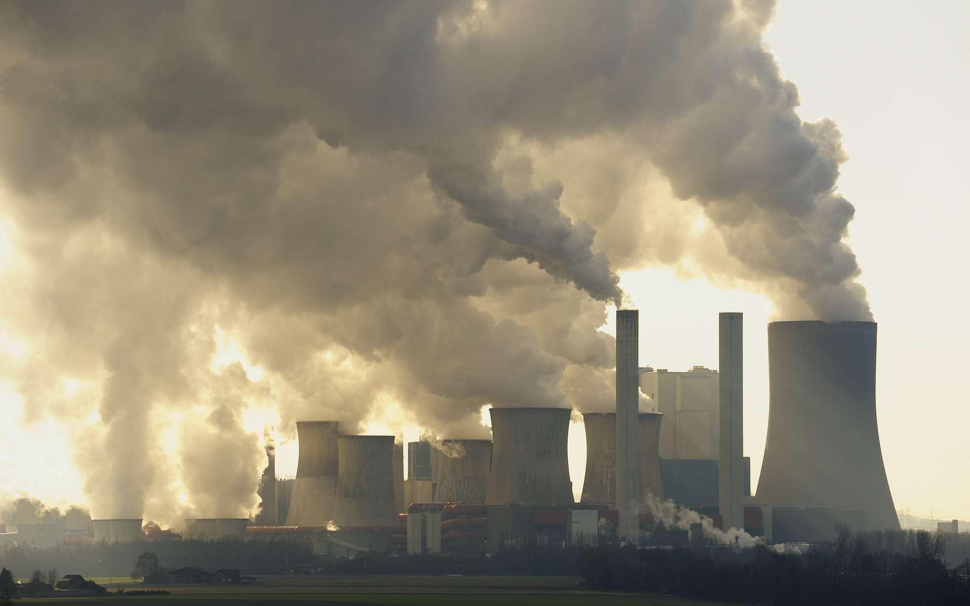 Les émissions de CO2 ont augmenté de 1,9 % en 2018. © Ana Gram, Adobe Stock