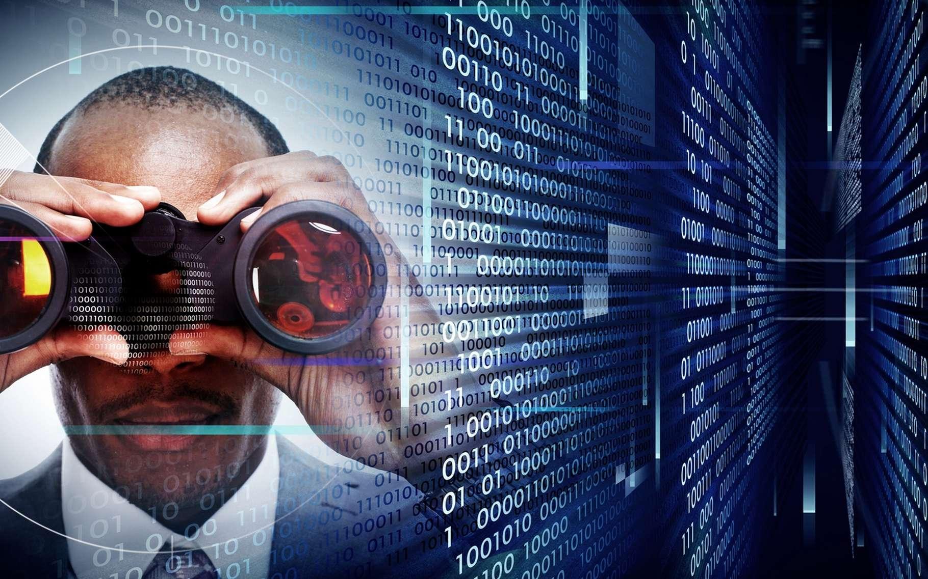 Des cyberattaques massives contre des grands sites Web sont désormais possibles en utilisant la puissance informatique répartie dans les myriades d'objets connectés qui se multiplient sur la planète. © Kurhan, Shutterstock