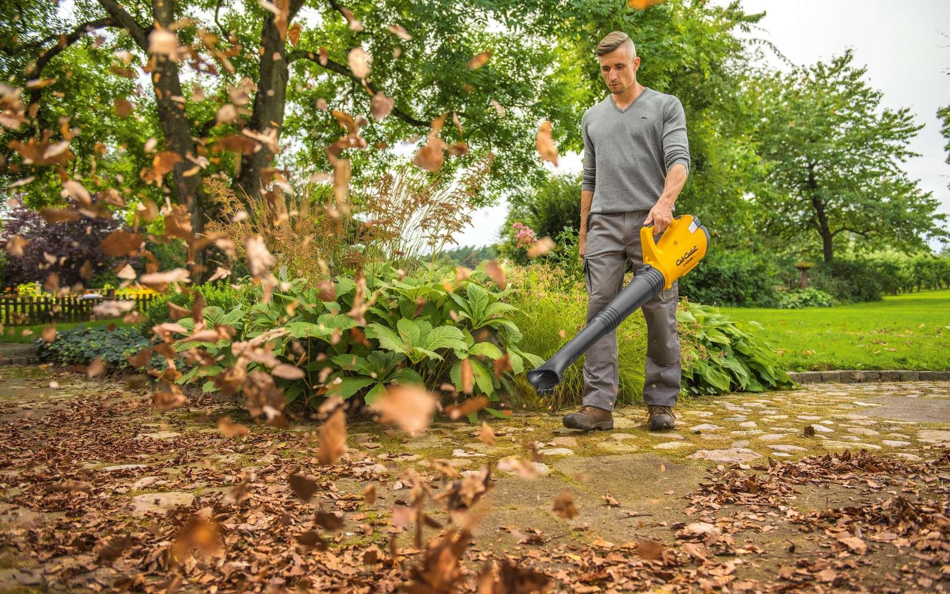 Entretenir son jardin doit être une routine constante afin de le garder en bonne santé. © Cub Cadet