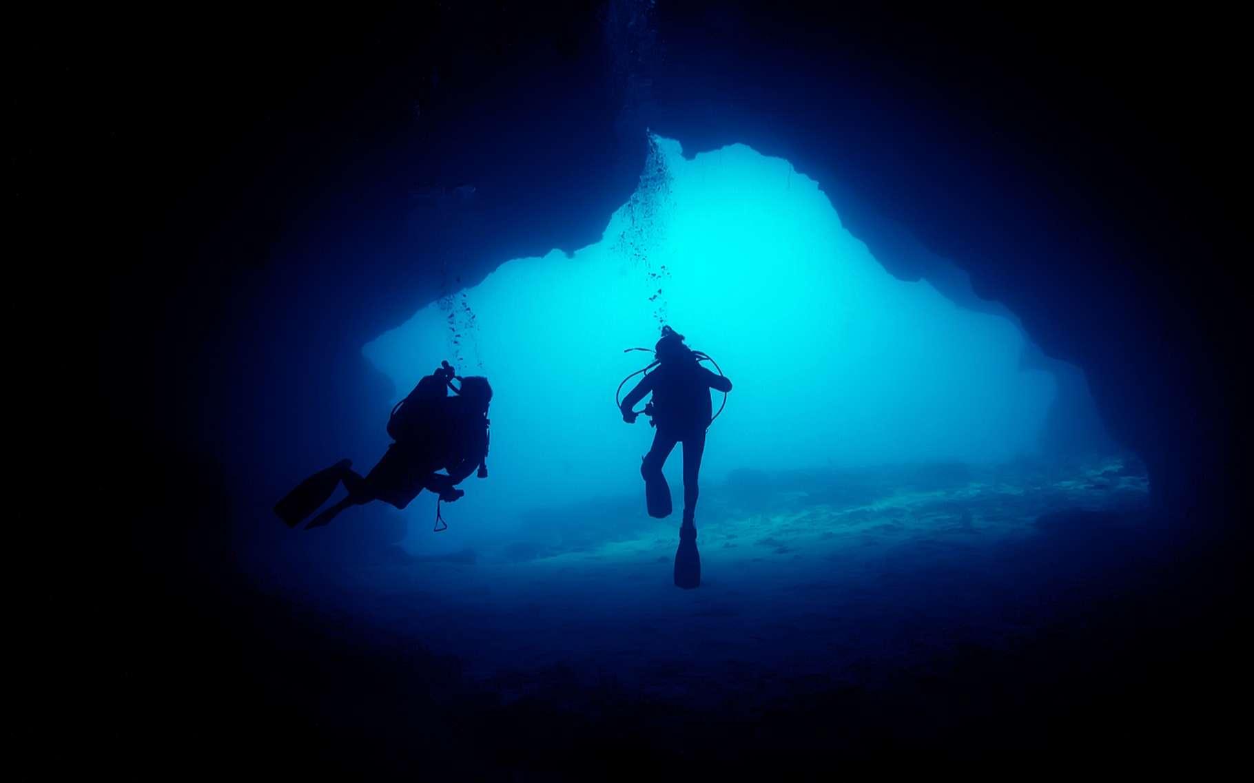 Hranice Abyss détient désormais le titre de grotte submergée la plus profonde du monde. © melissaf84, Shutterstock