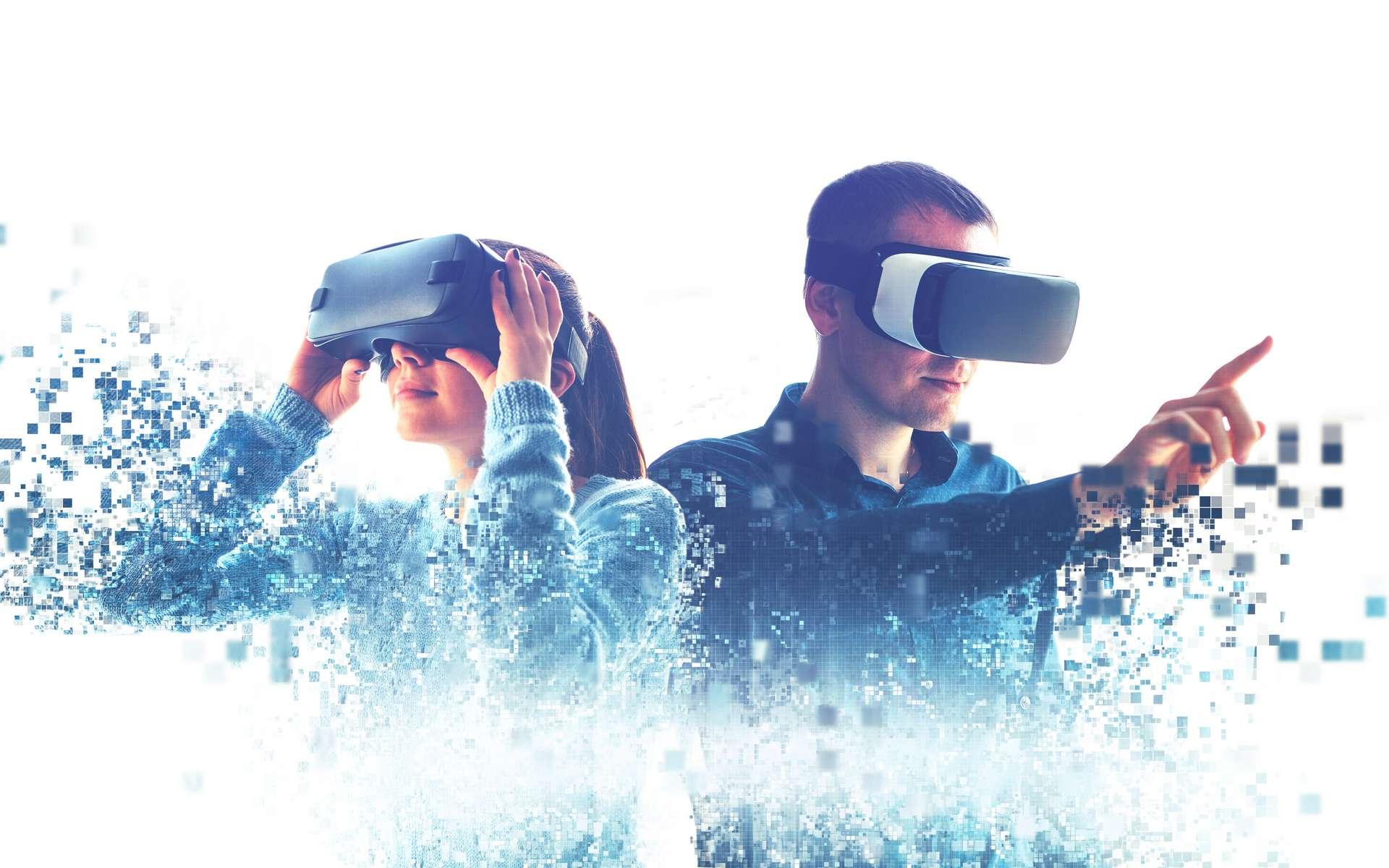 Le 3DEXPERIENCE Lab Virtuel met à l'honneur les startups qui veulent changer le monde. © Dassault Systèmes