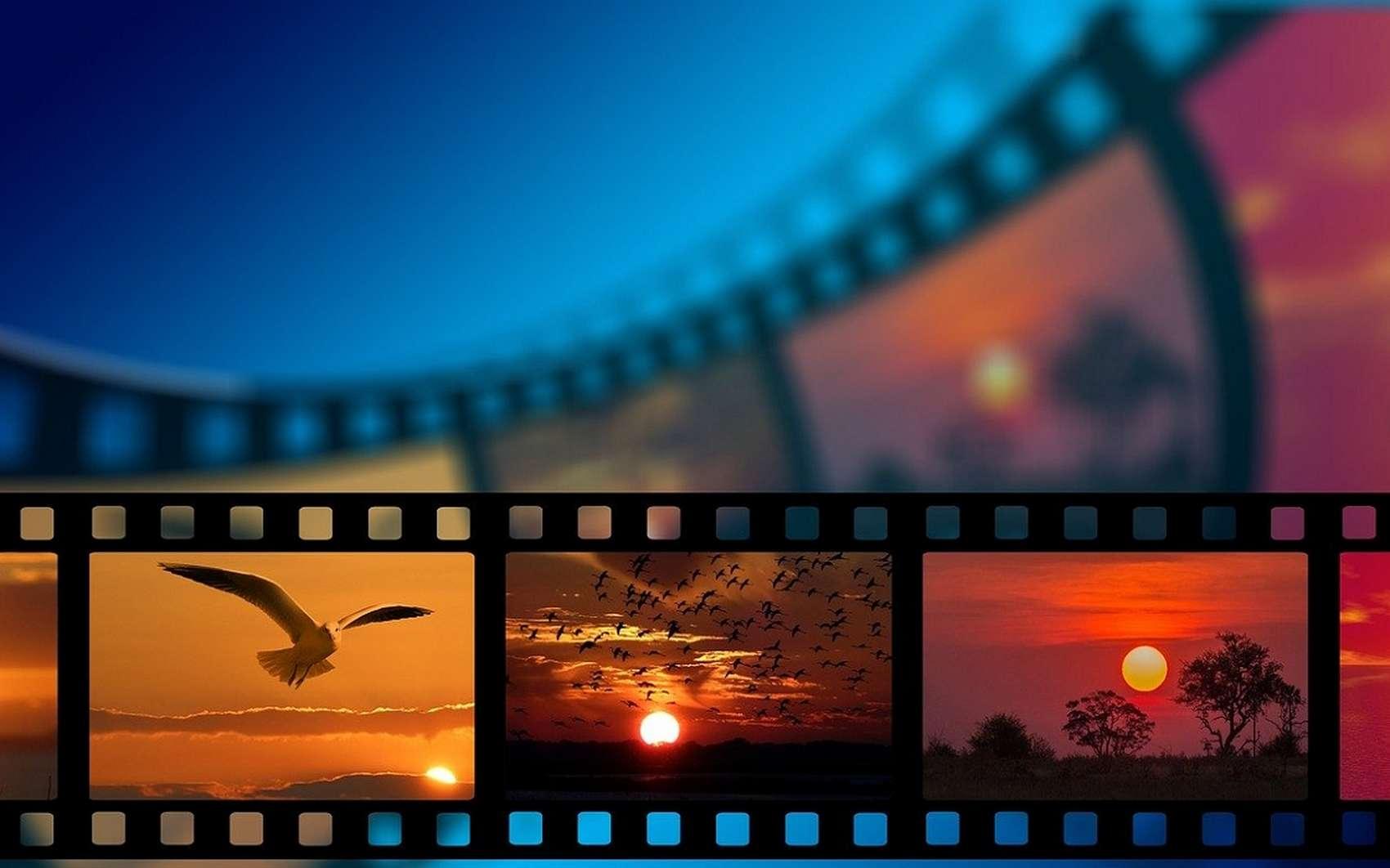 Le débit binaire sert à mesurer la quantité de données transmise dans une vidéo ou un son. © Pixabay