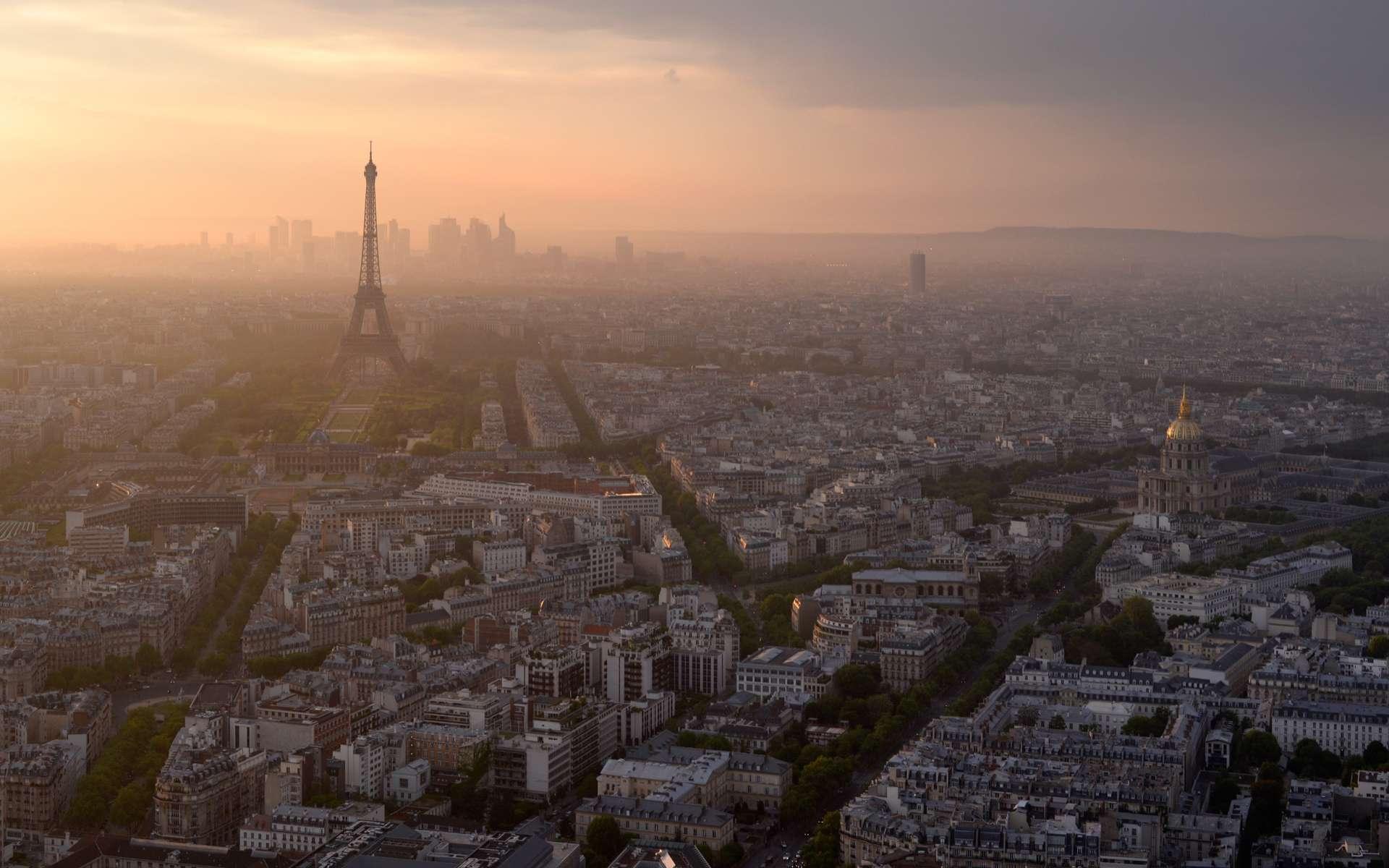 Les concentrations de CO2 sont les plus élevées depuis des millions d'années. © Kletr, Fotolia