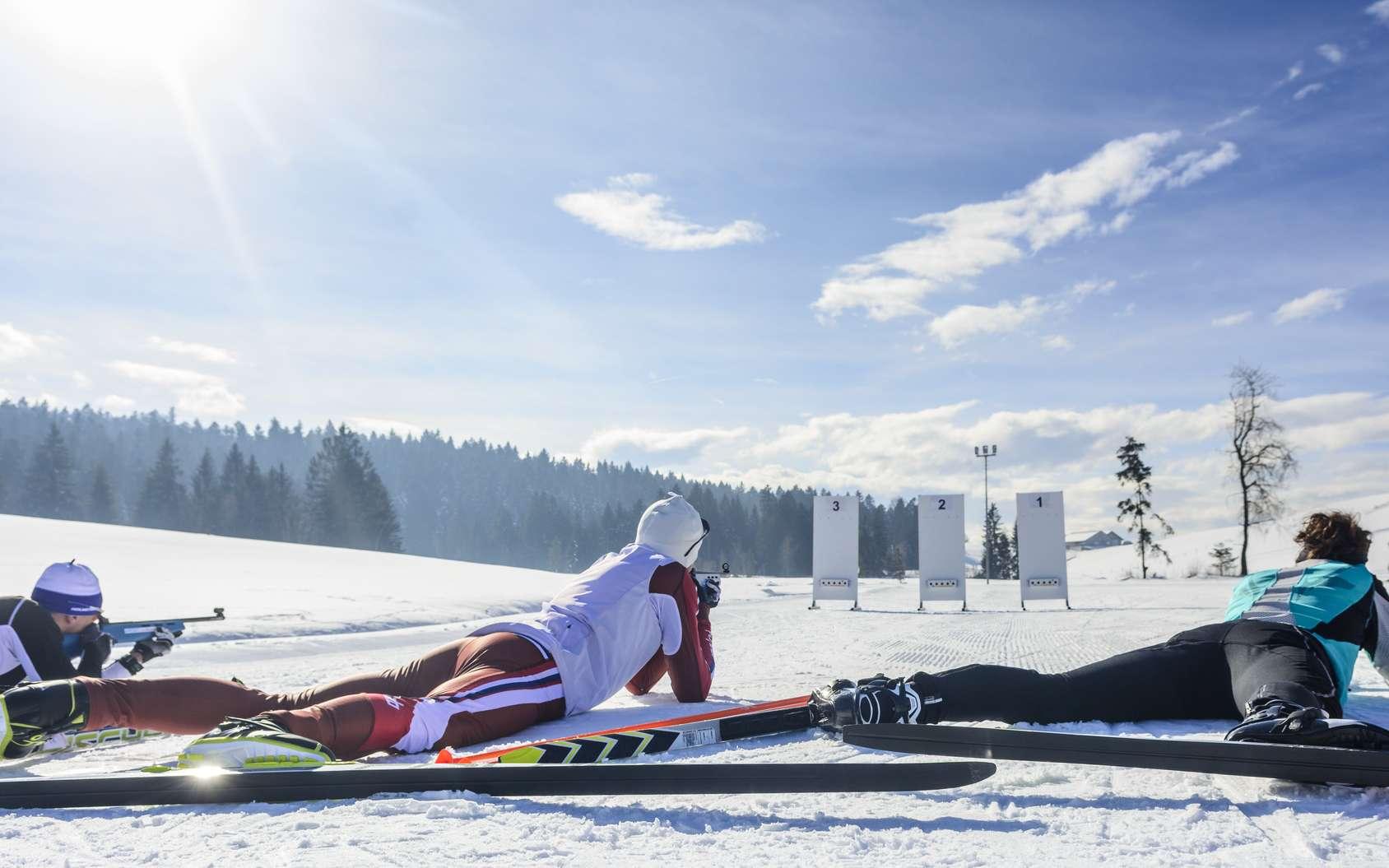 Qu'est-ce que le biathlon? © ARochau, fotolia