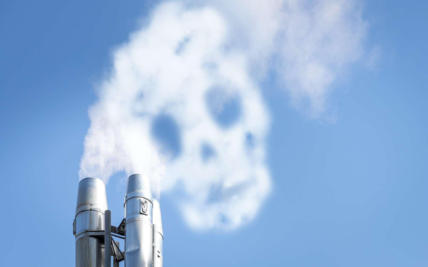 Combien de morts engendre une tonne de CO2 ? © acinquantadue, Adobe Stock