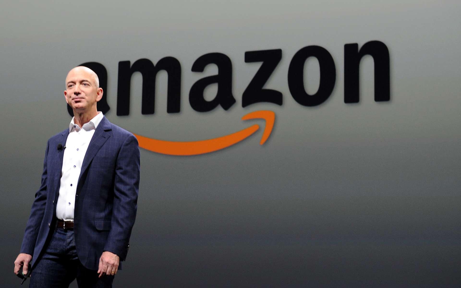Jeff Bezos, à Washington le 22 octobre 2020. © Mandel Ngan, AFP, Archives