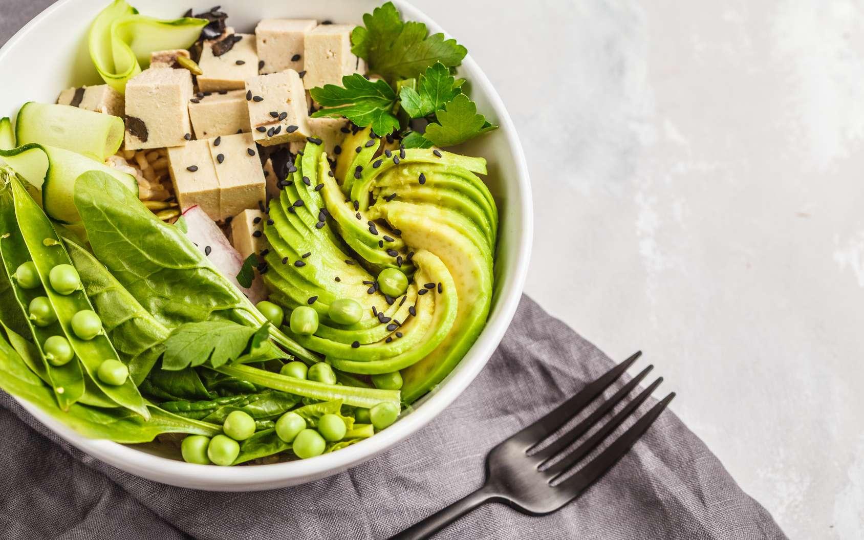 Pois chiches, tofu, épinards… Dans quels végétaux trouver du calcium ? © vaaseenaa, Fotolia