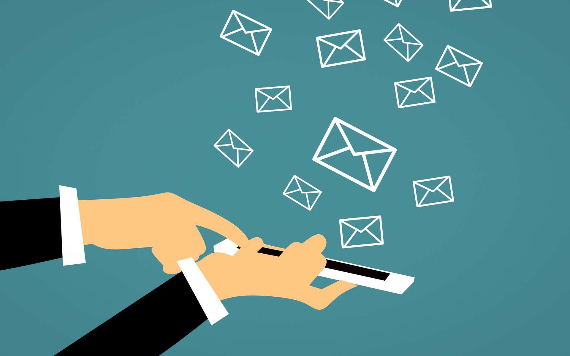 Déployez votre campagne SMS Drive-to-Store pour transformer vos clients web en clients physiques. © Pxhere, CC0, domaine public