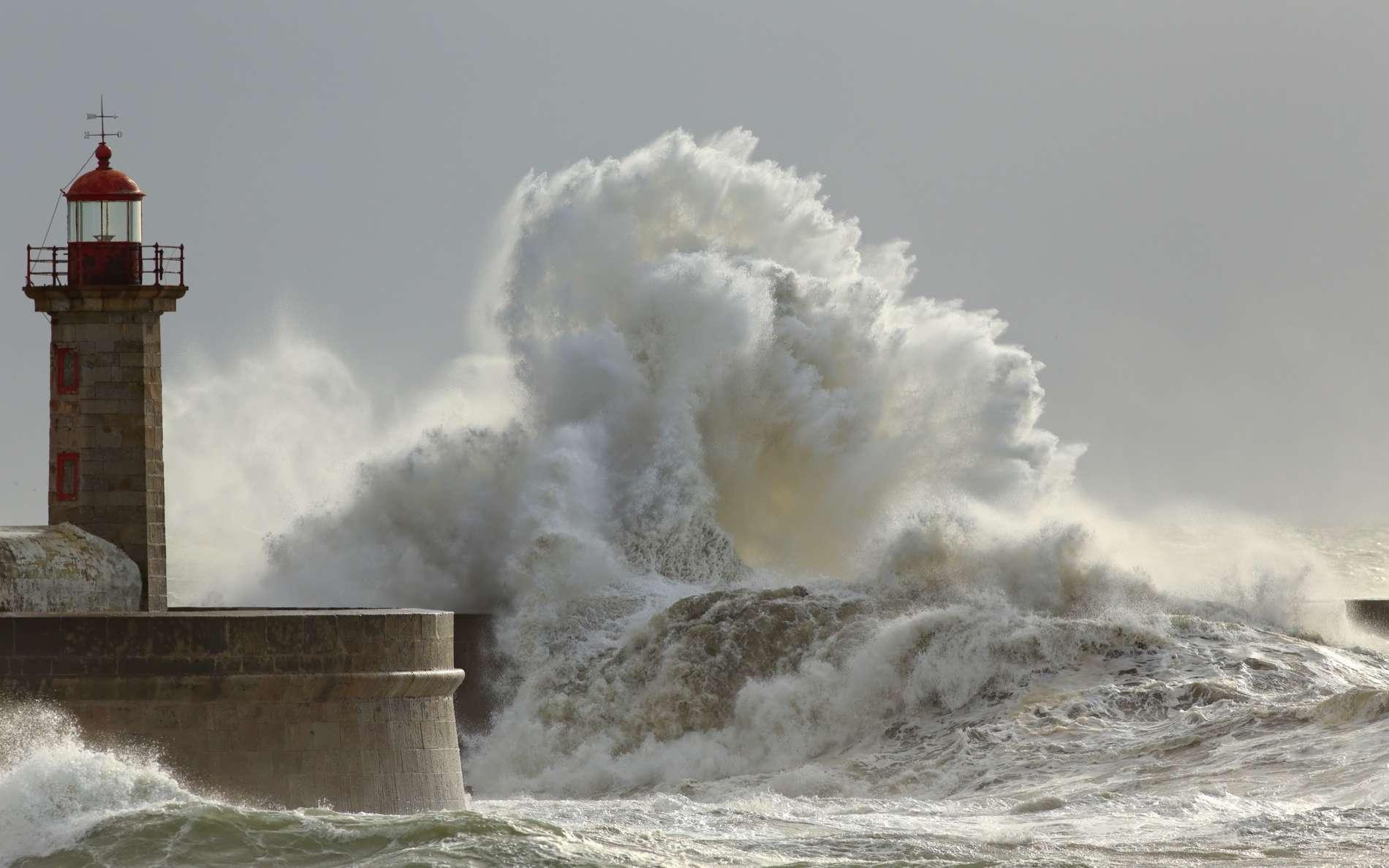 Le bouleversement climatique affecterait plus vite et plus haut que prévu les océans. © Zacarias da Mata, Adobe Stock