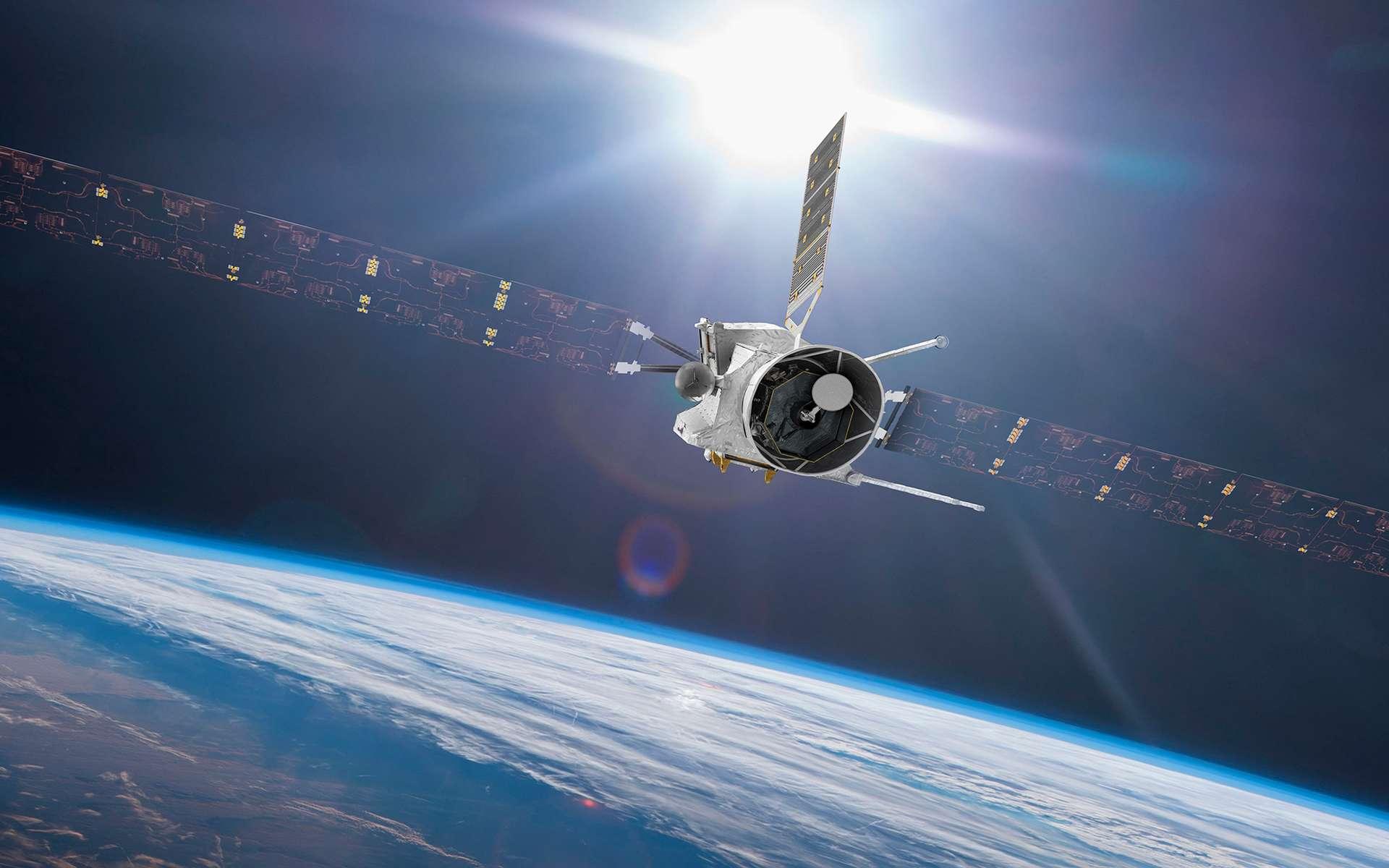 La sonde BepiColombo va frôler la Terre à l'aube
