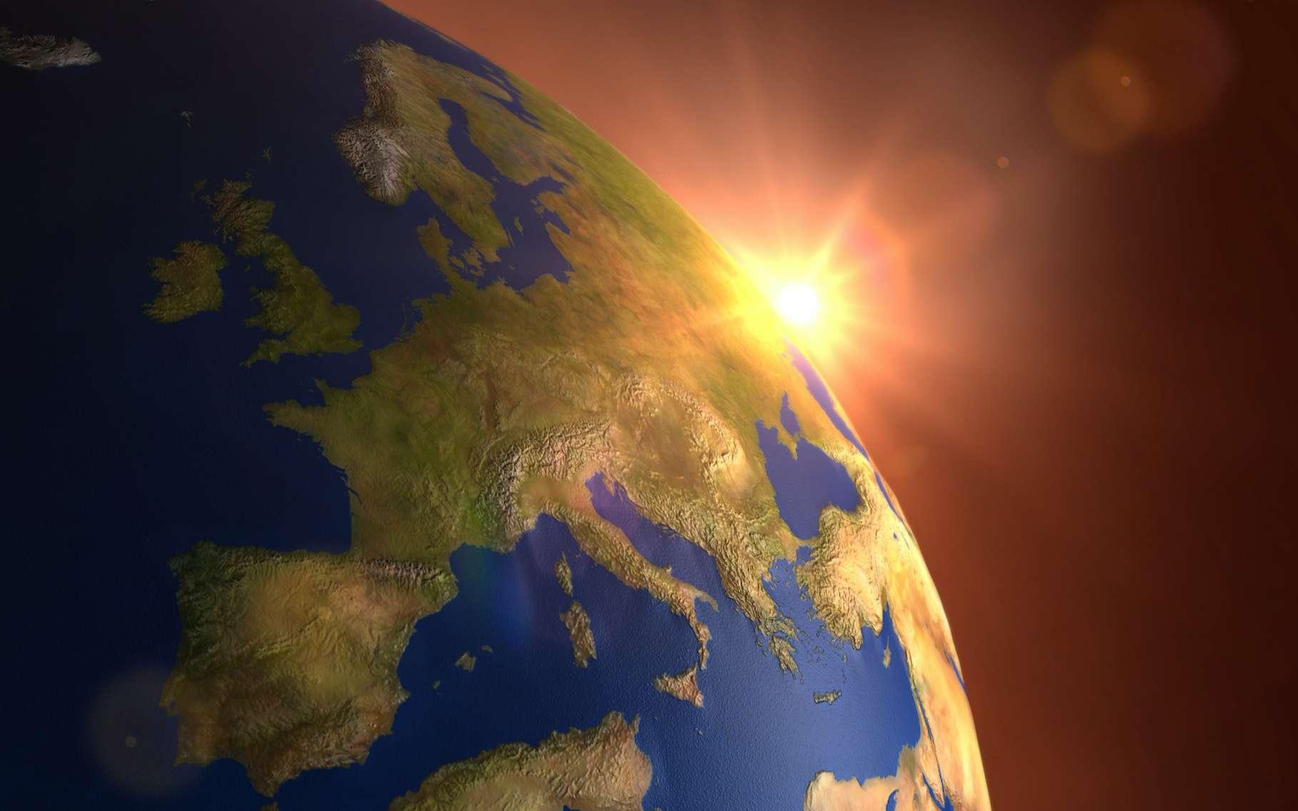 Partout en Europe, il est aujourd'hui l'heure d'imaginer des solutions d'adaptation au réchauffement climatique. Des solutions sur mesure en fonction des risques calculés par les chercheurs. © agramotive, Adobe Stock