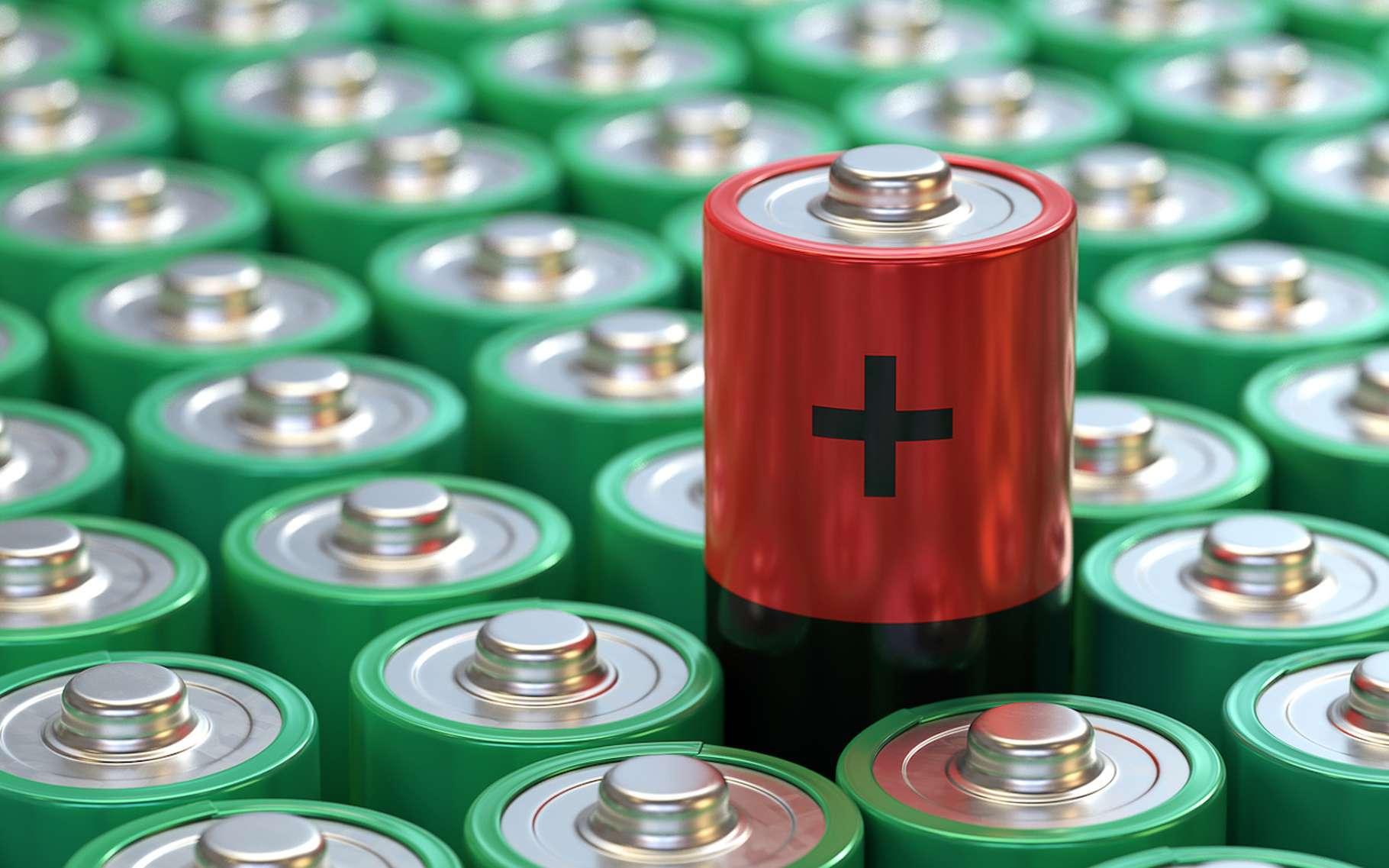 La pile électrique a été inventée par le physicien italien Alessandro Volta en 1800. Aujourd'hui, plus d'un milliard de piles sont vendues chaque année en France. © Shuo, Fotolia