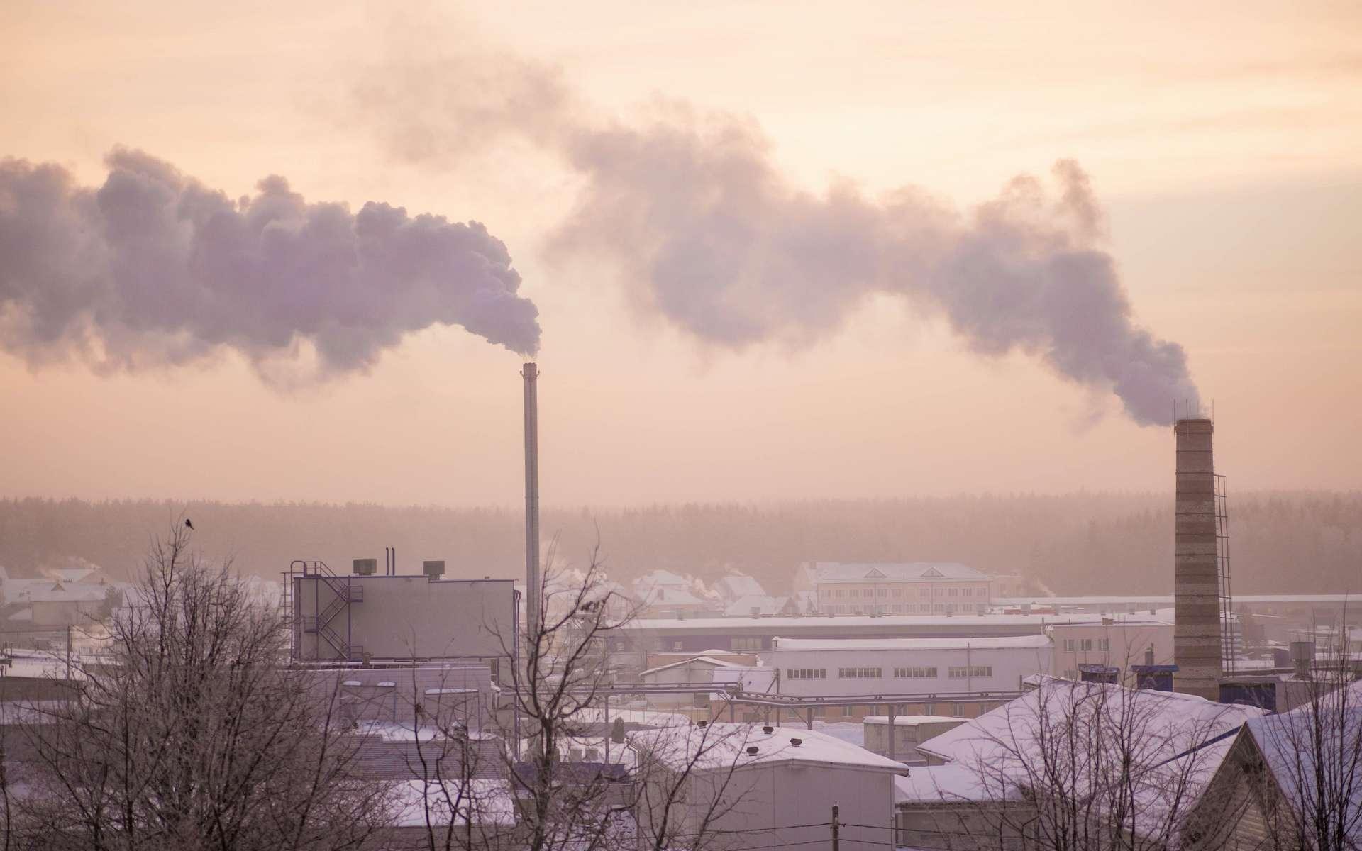 La réduction de la pollution en Europe, principale explication aux hivers très doux. © ale_koziura, Adobe Stock