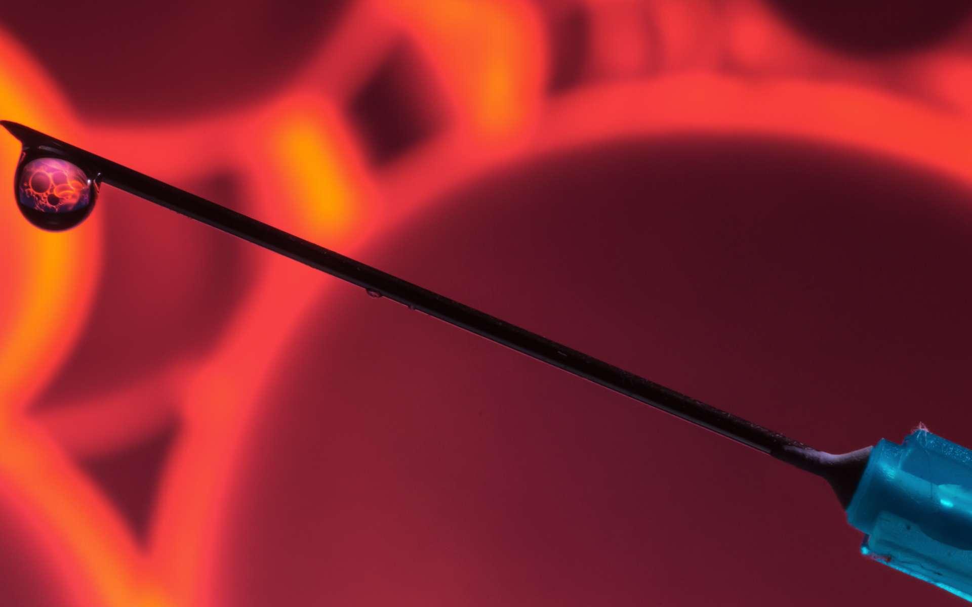 L'EPO, une hormone naturelle, est détournée à de fins de dopage. © Brian Legate, Flickr