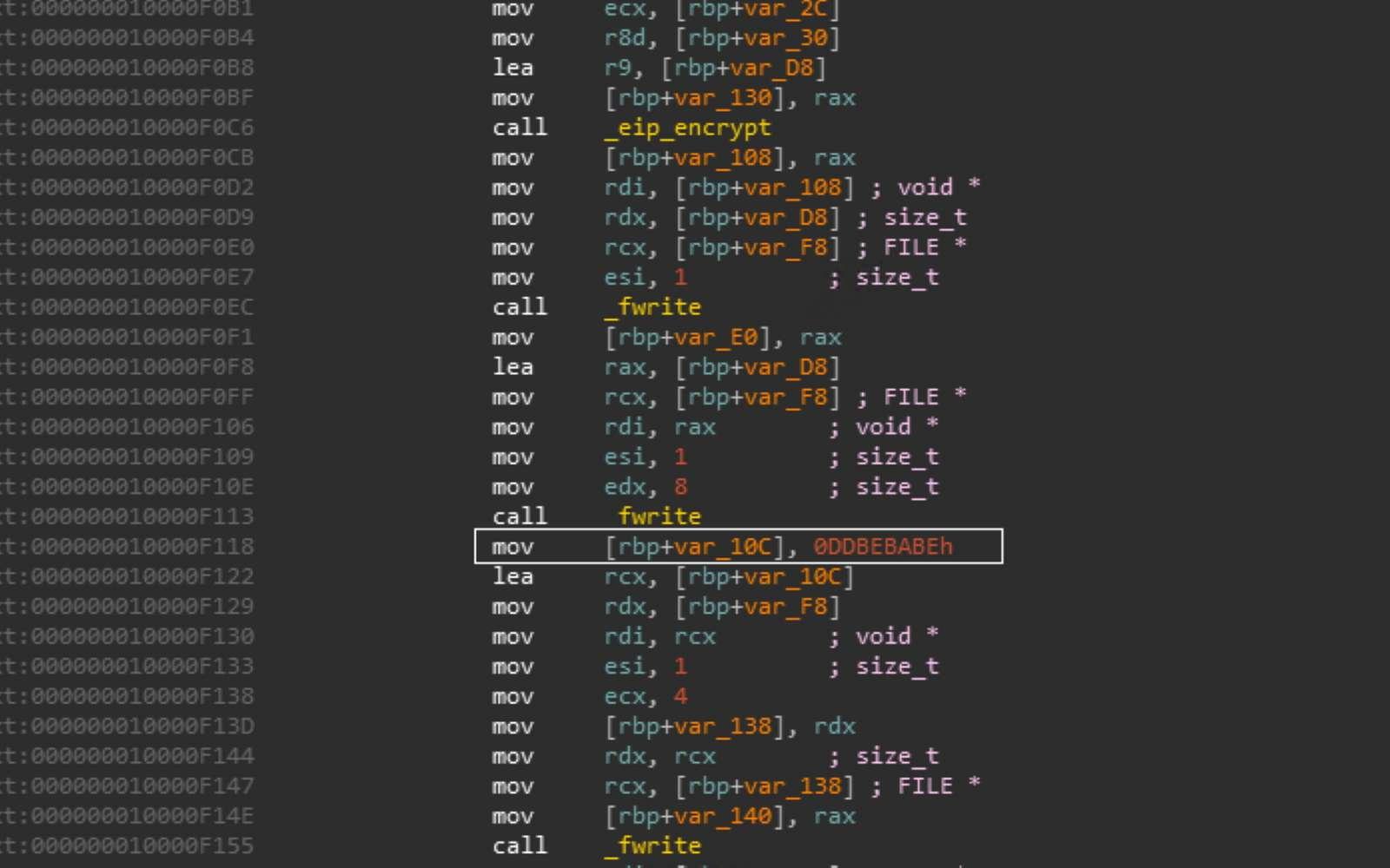 Avant de chiffrer les données, le dangereux ransomware qui touche les Mac fait office de redoutable spyware. © Dinesh Devadoss