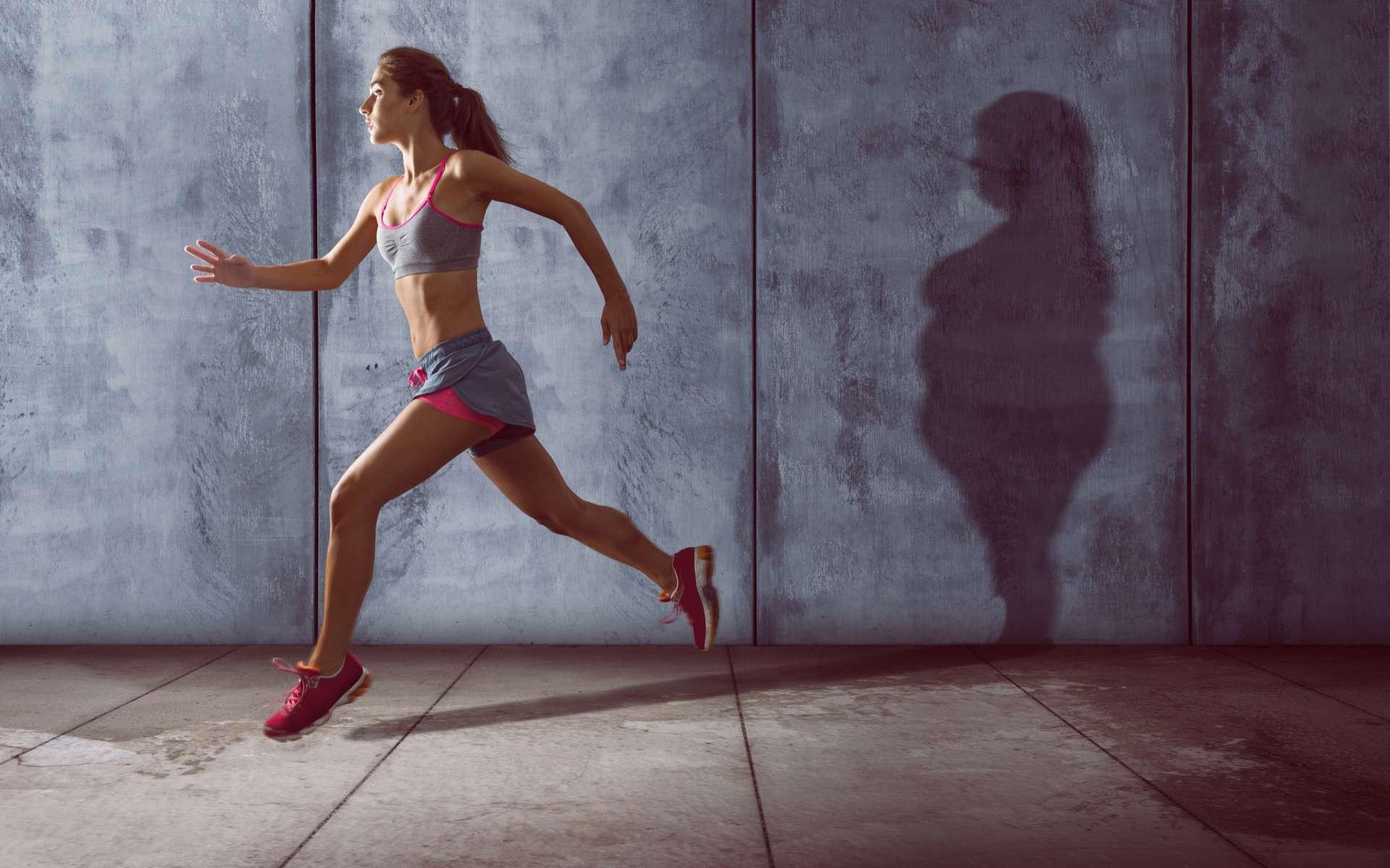 L'activité physique limite la prise de poids. © lassedesignen, Adobe Stock