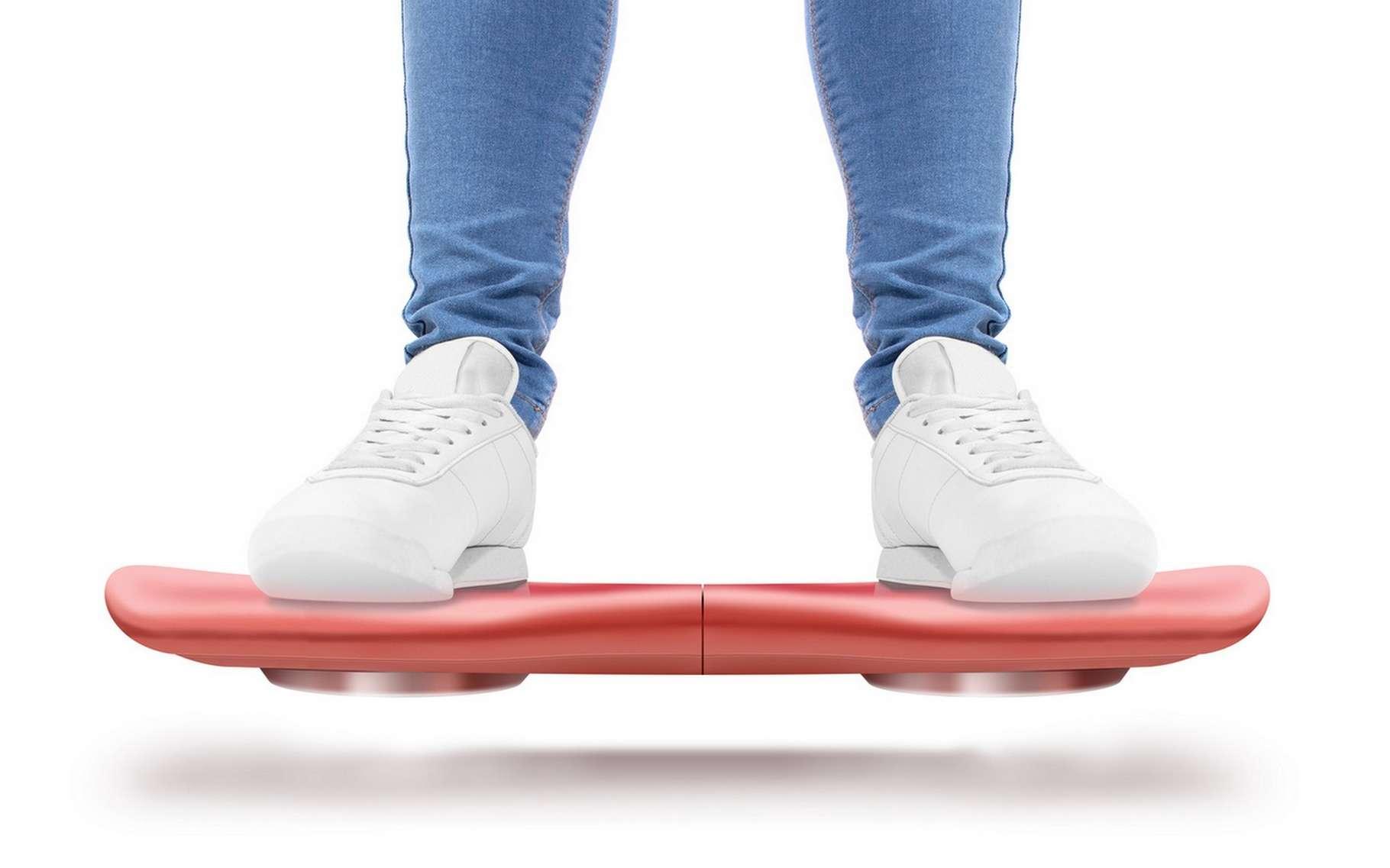 Popularisé par le film Retour vers le futur 2, le concept du hoverboard n'a pas encore trouvé de transposition fidèle dans la réalité. © Alexandr Bognat, Fotolia