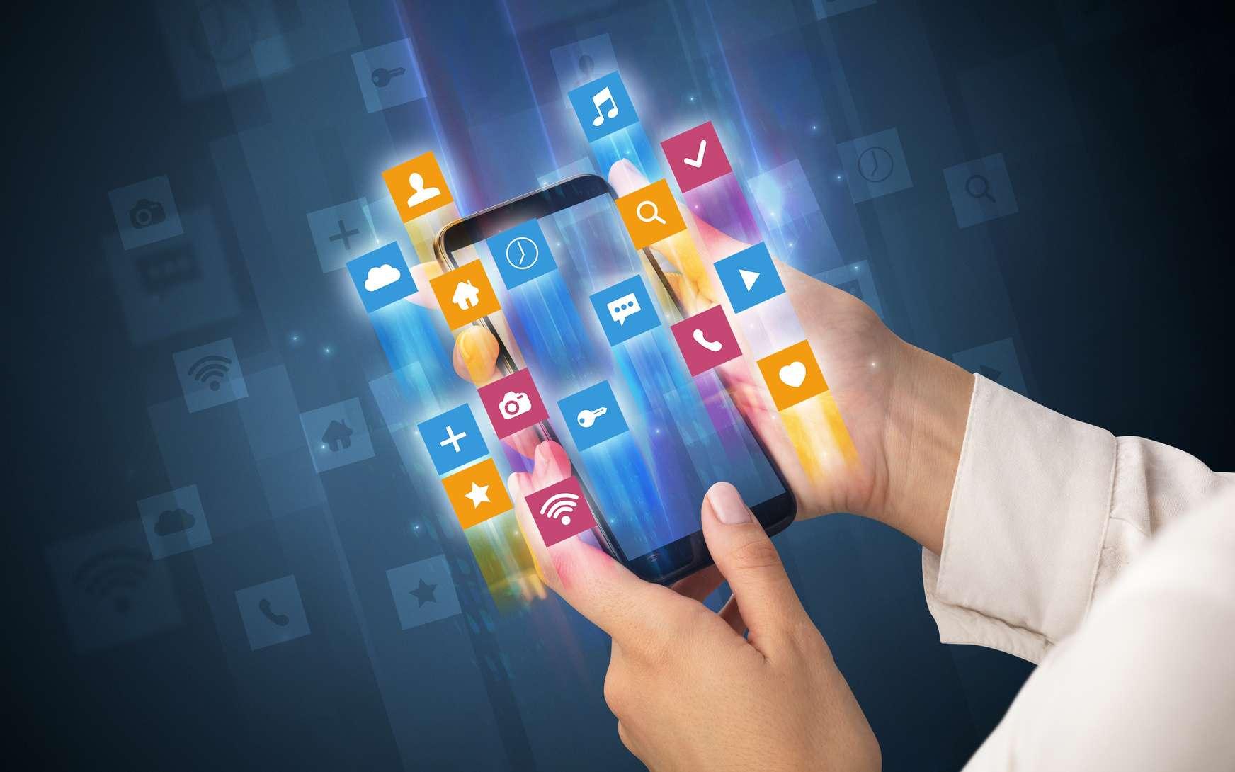 Futura a fait une sélection des meilleures applications Android pour smartphone. © ra2 studio, Fotolia