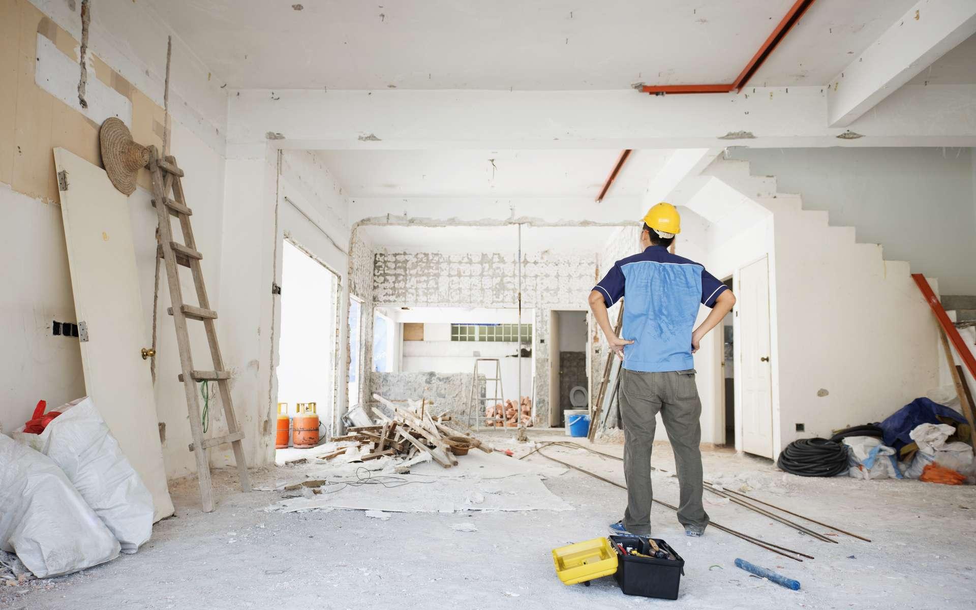 Quel est le budget de rénovation d'une maison ? © WONG SZE FEI , Adobe Stock