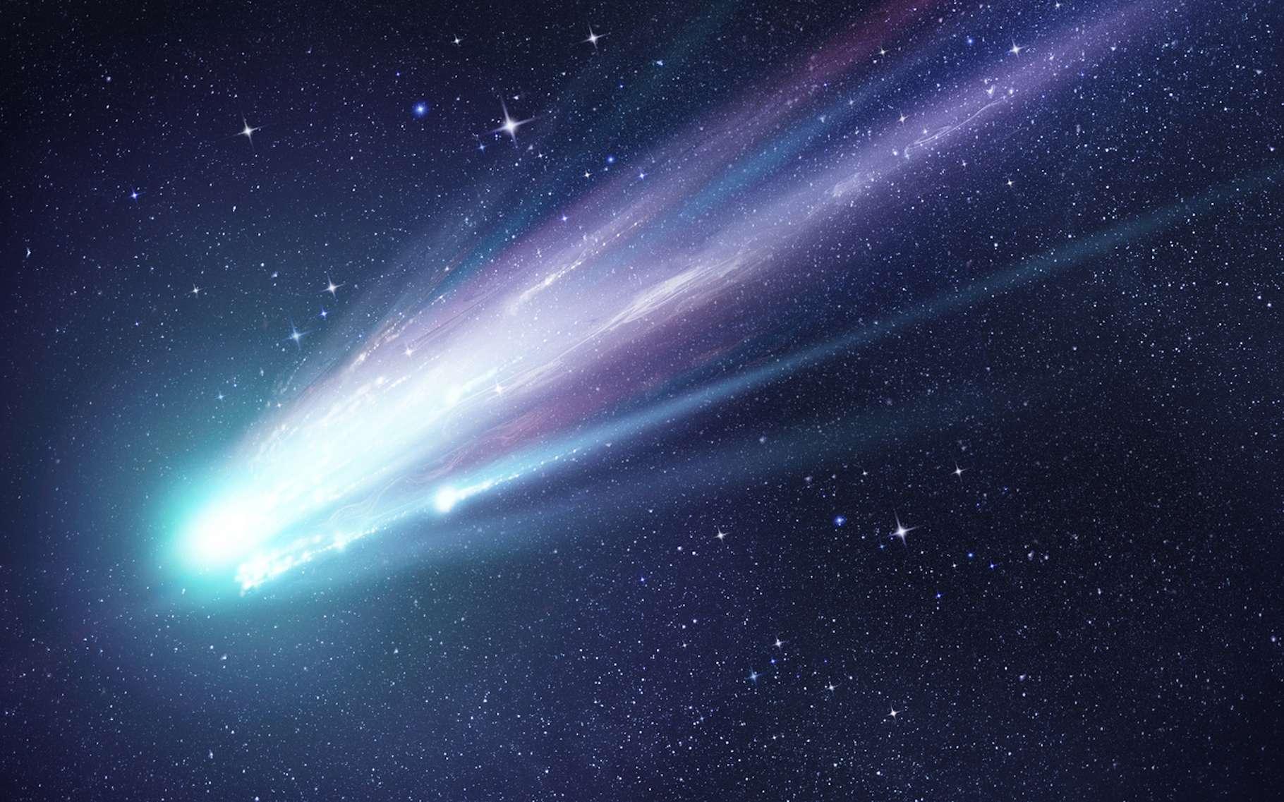 Un deuxième visiteur interstellaire comme 'Oumuamua découvert ?