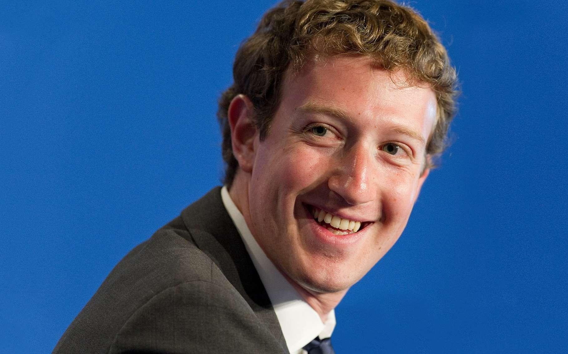 Mark Zuckerberg s'engage à financer la recherche pour vaincre la plupart des maladies. © Frederic Legrand, COMEO, Shutterstock