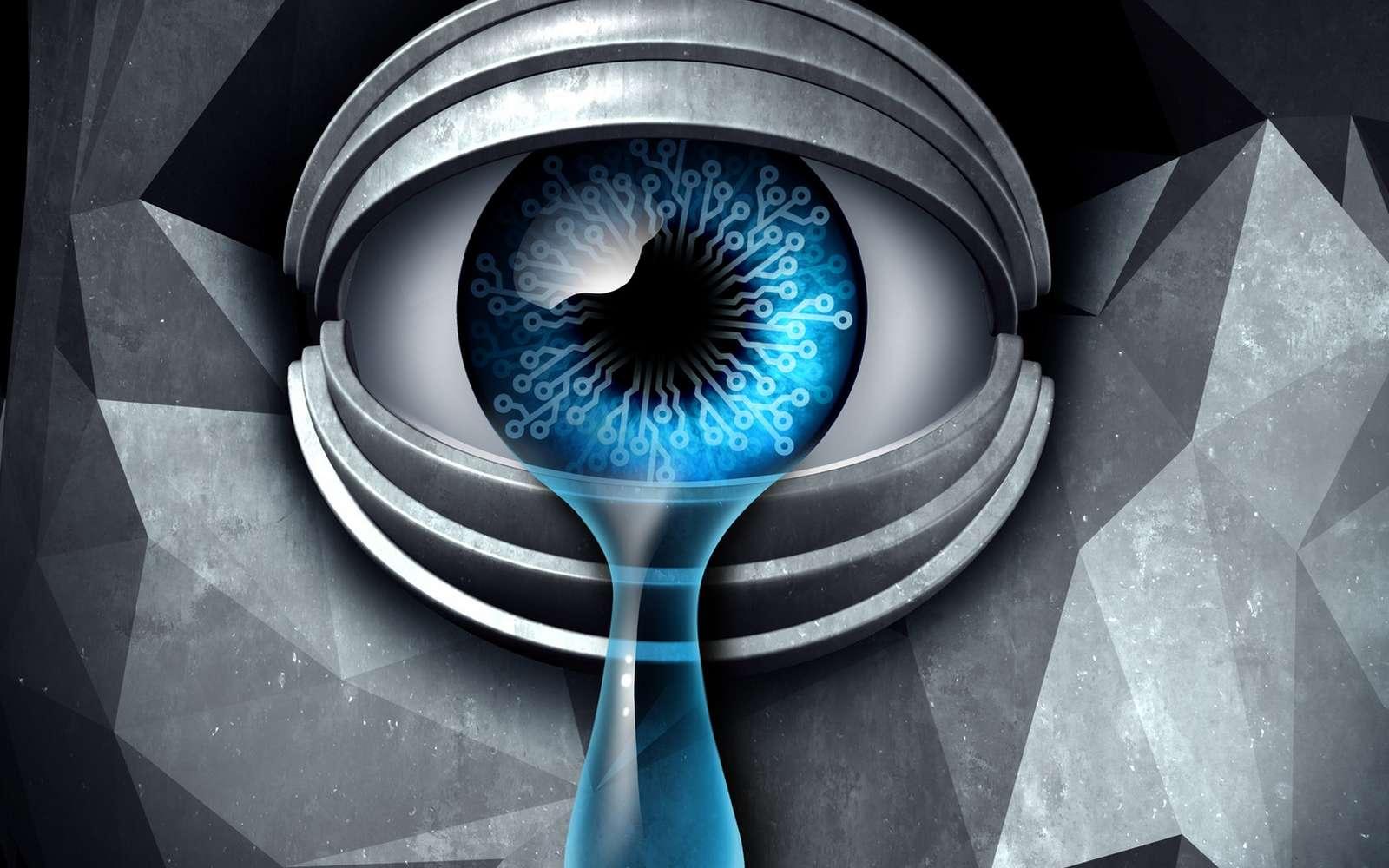 Le développement d'une forme d'empathie envers les machines est-il une faiblesse ? © Freshidea, Fotolia