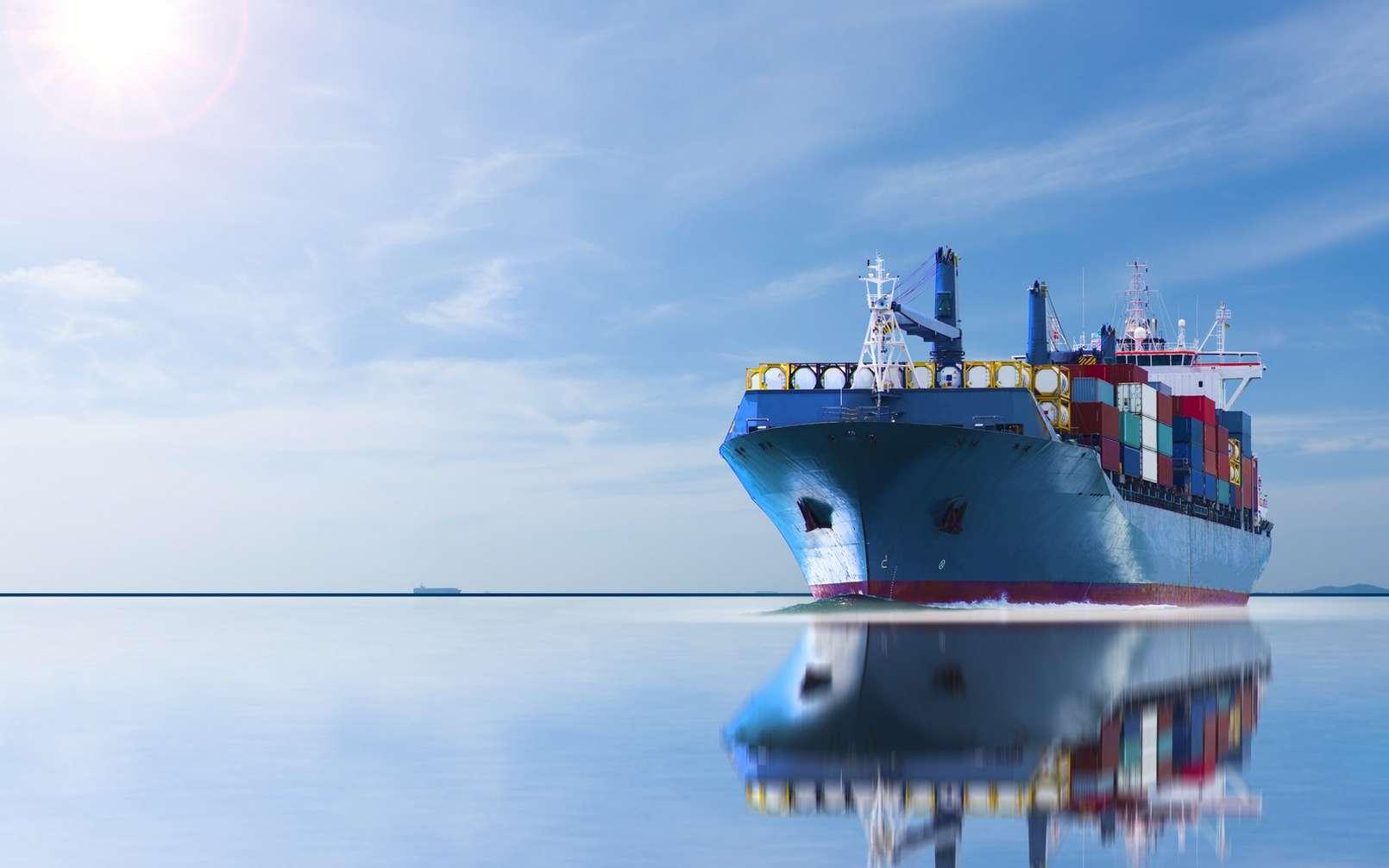 Outre un site d'essai en mer, la Chine compte mettre à l'eau son premier navire autonome cette année. © Suphanat, Fotolia