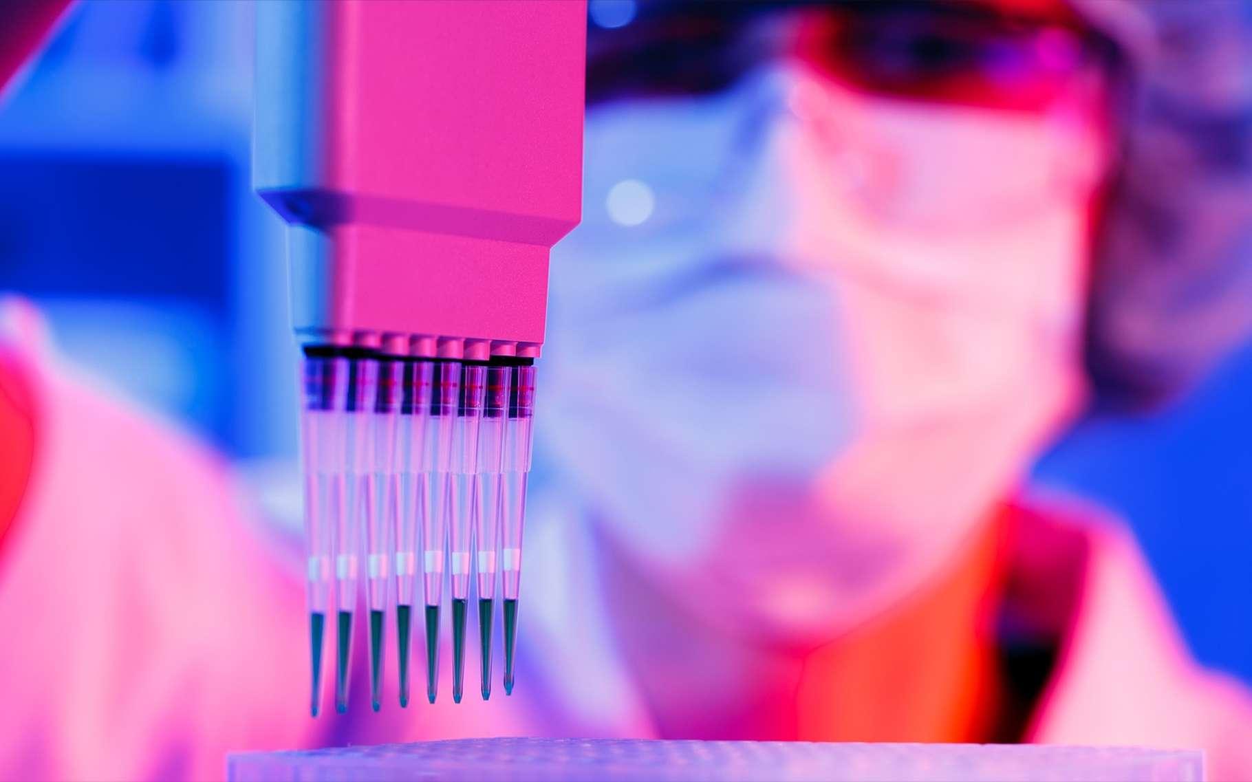 La protéine p53 fait l'objet de nombreuses recherches visant à mettre au point de nouveaux traitements contre le cancer. © science photo, Shutterstock