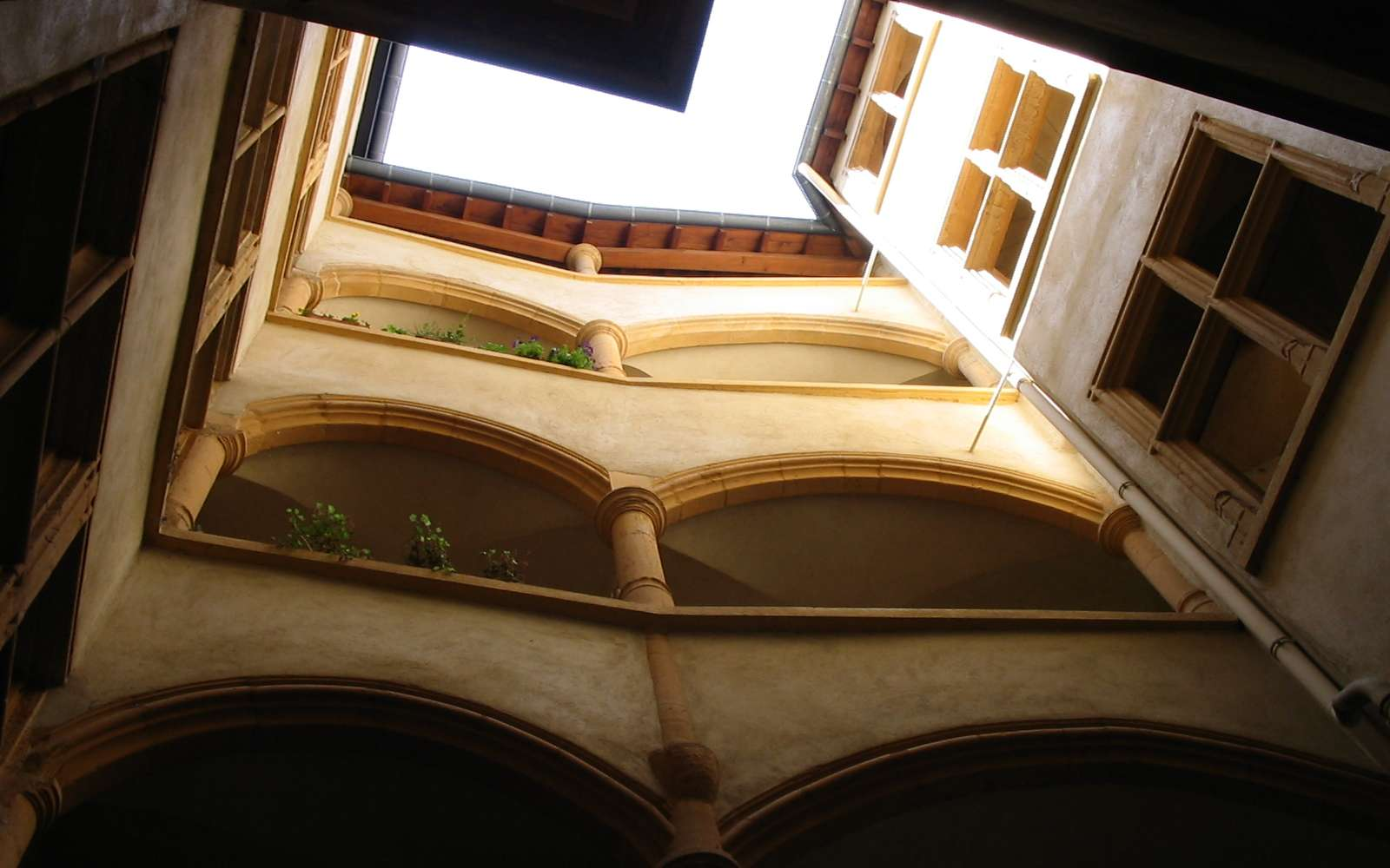 Traboules de Lyon. © Tusco, Wikipédia, CC by-sa 3.0