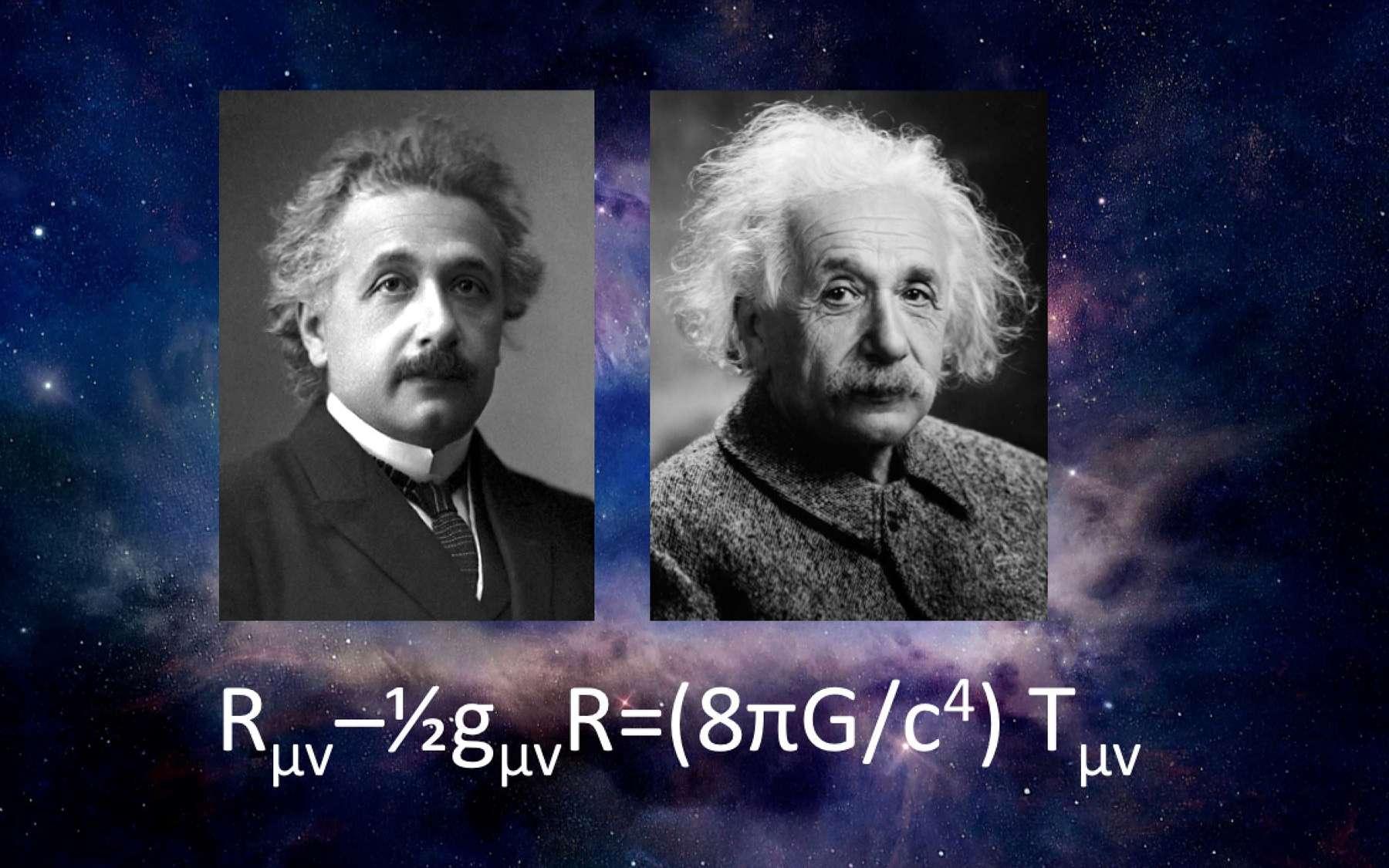 Les trous de ver sont des solutions mathématiques des équations de la relativité générale d'Einstein mais sont-ils physiquement réels ? © Nasa, Nobel Foundation, Oren Jack Turner