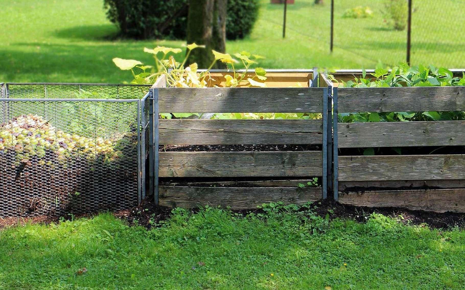 Faire du compost avec ses déchets verts. © Antranias, Pixabay, DP