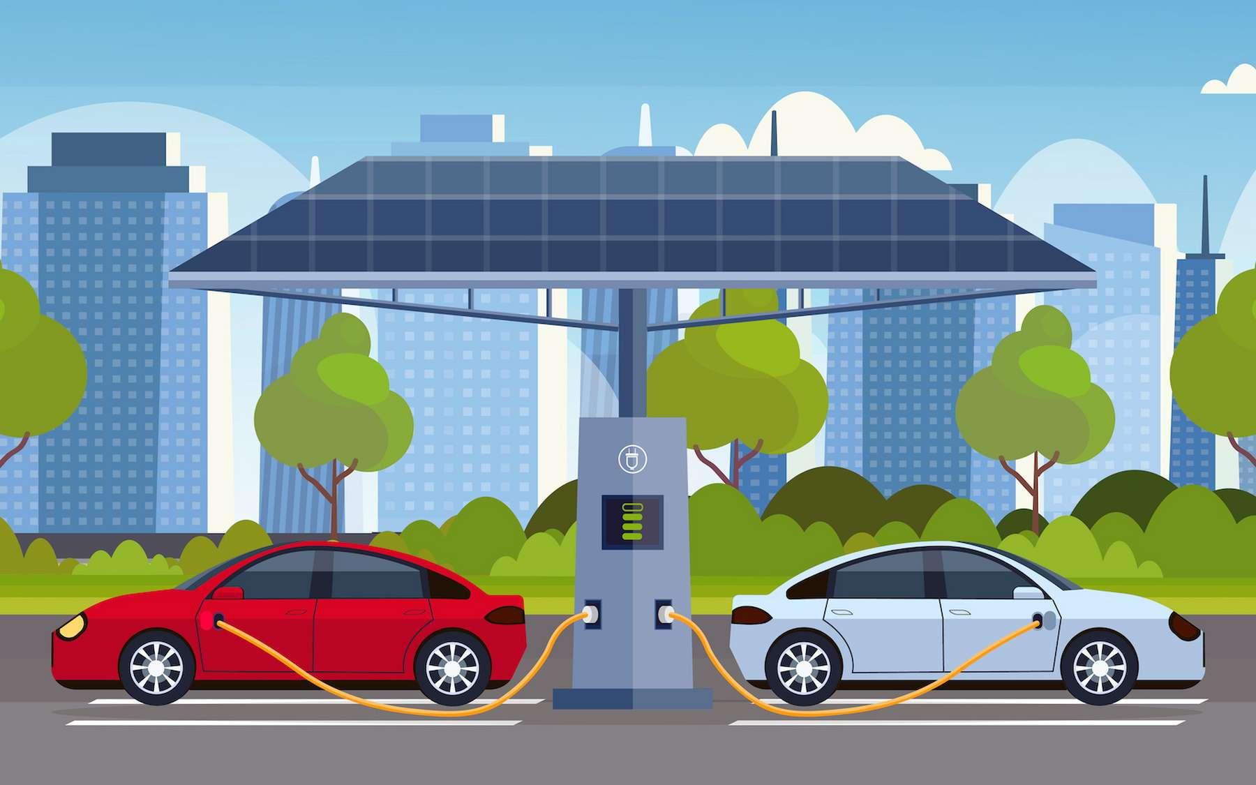 Voiture électrique vs voiture à hydrogène : laquelle est la plus écologique ? © mast3r, Adobe Stock
