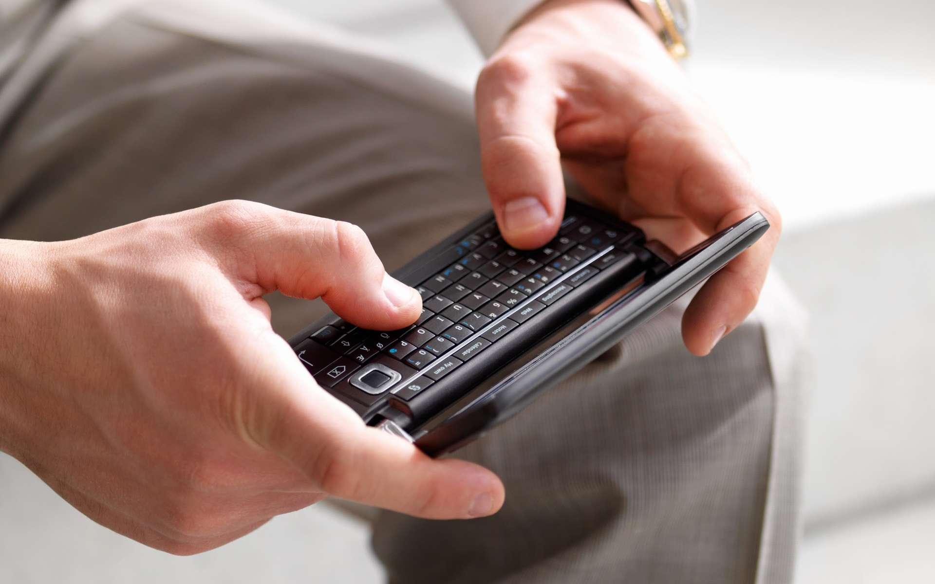 Smartphone - Crédits DR.