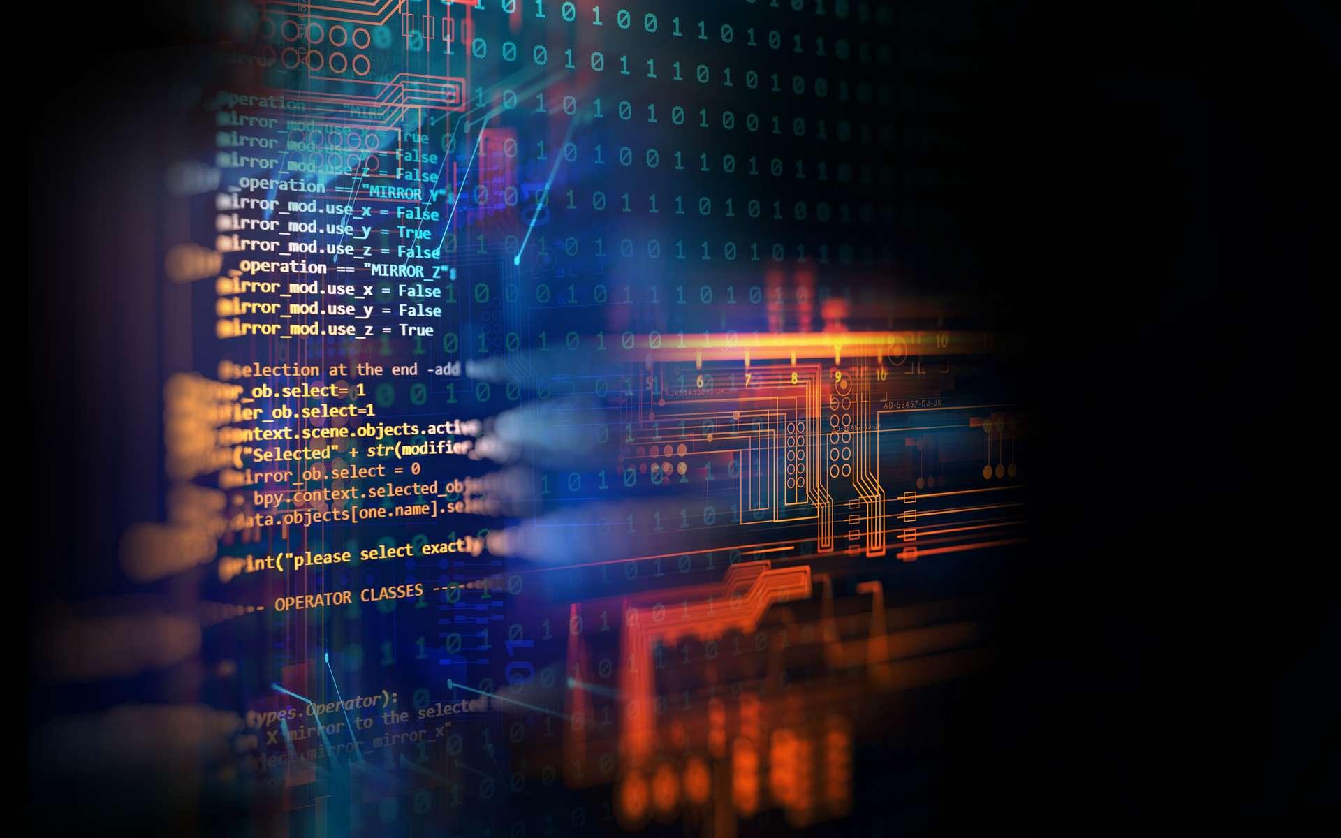 Une faille dans un logiciel de Microsoft a permis à des pirates de s'introduire dans les systèmes informatiques de dizaines de milliers de sociétés. © monsitj, Adobe Stock