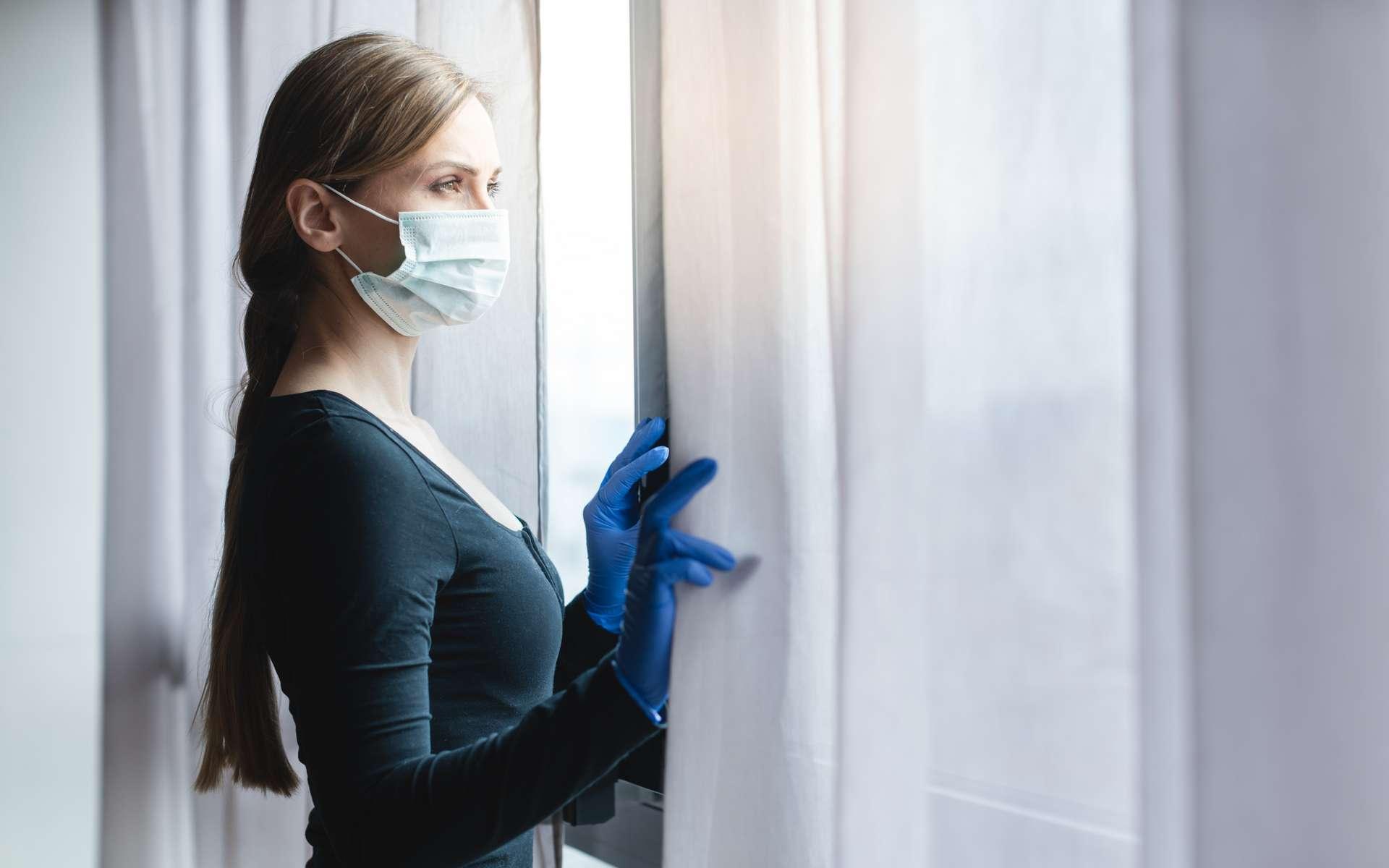 Comment « déconfiner » une population tout en limitant l'arrivée d'une seconde vague épidémique ? © Kzenon, Adobe Stock