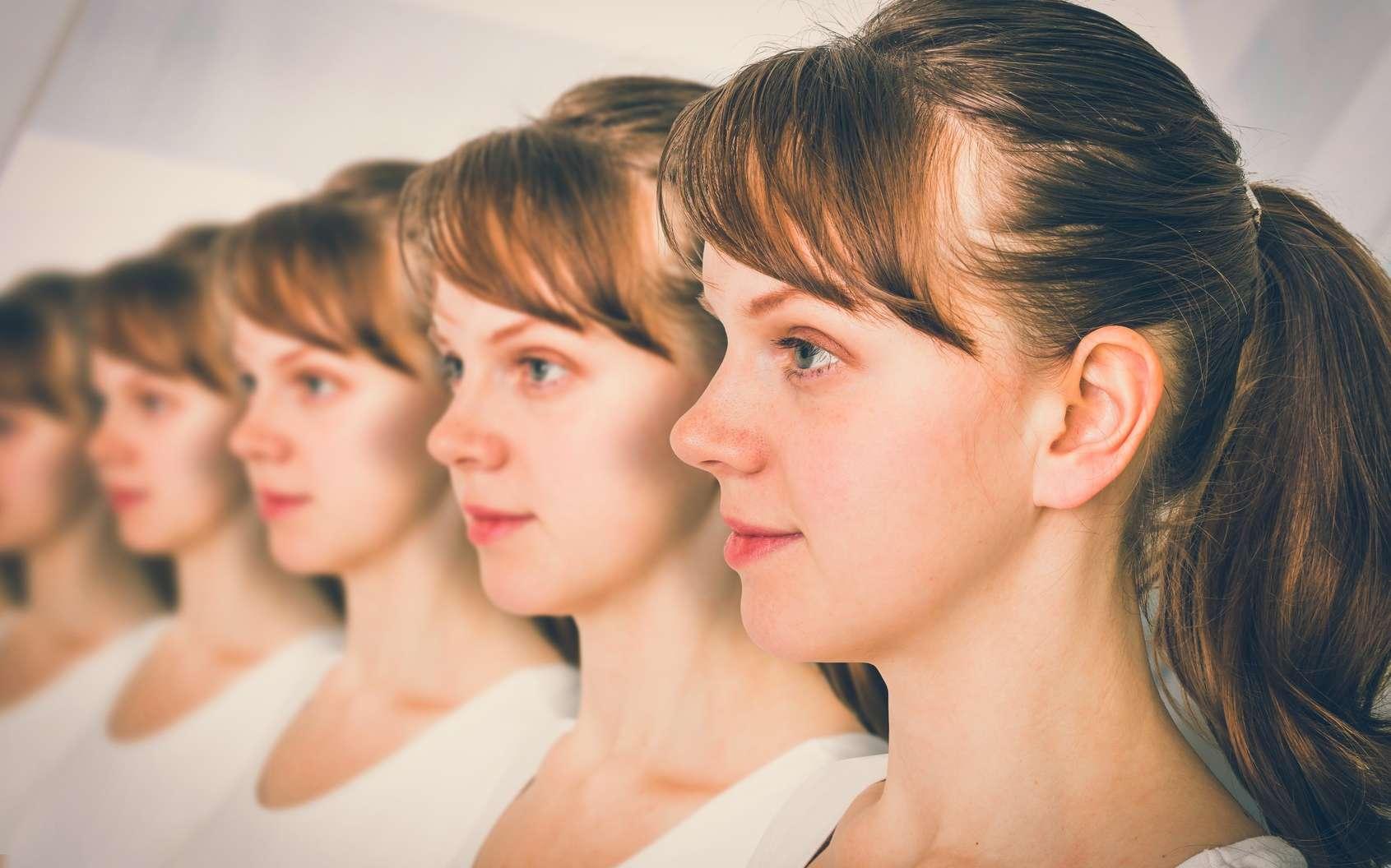 Le clonage permet d'obtenir des individus identiques. © andriano_cz, Fotolia