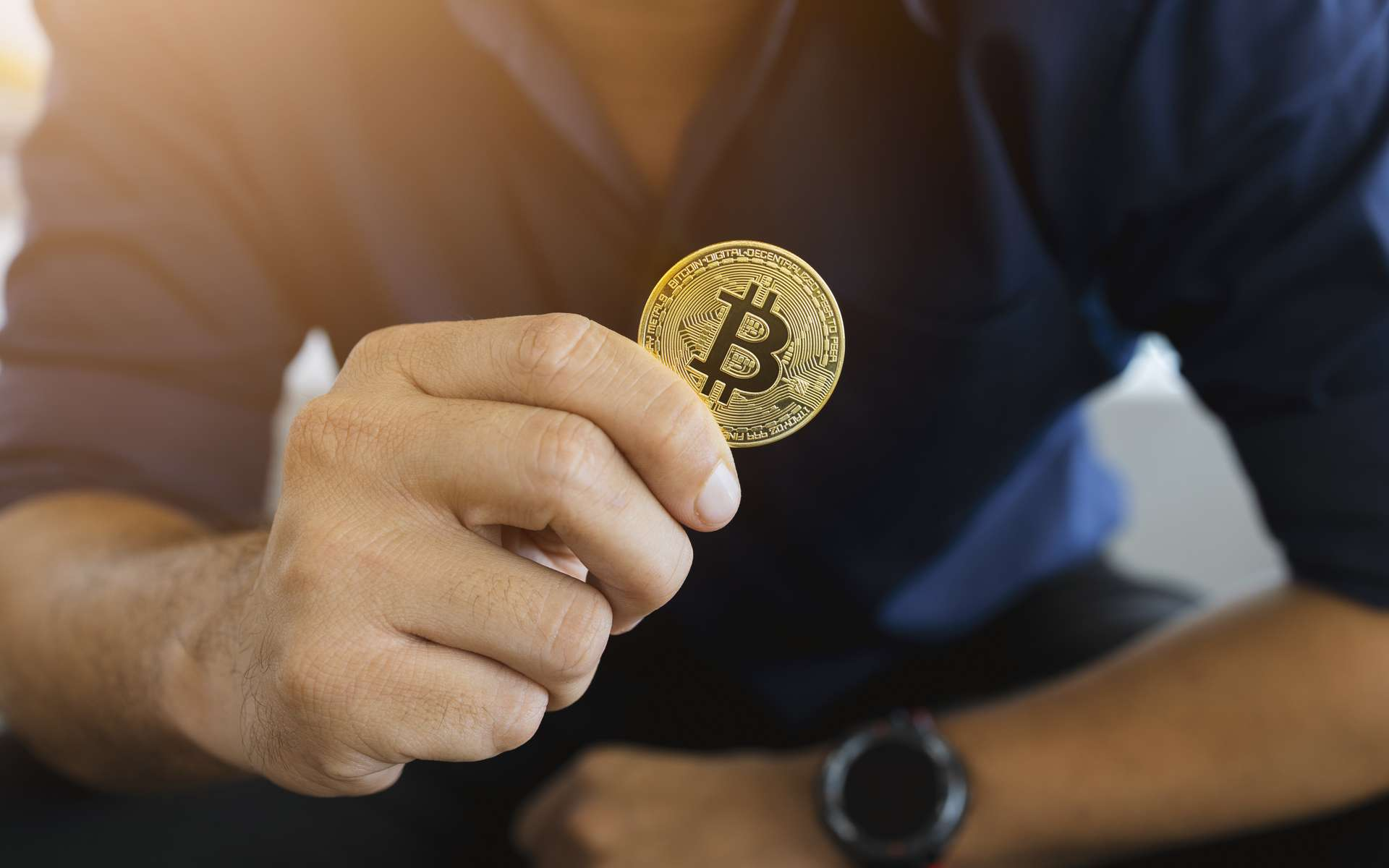 Bitcoin (BTC) est-il anonyme ? © memorystockphoto