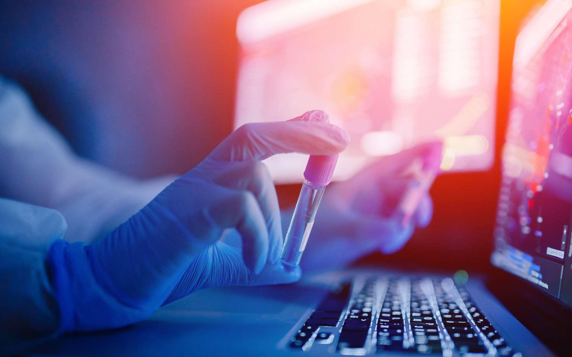 Les tests du coronavirus ont une précision variable. © Parilov, Adobe Stock
