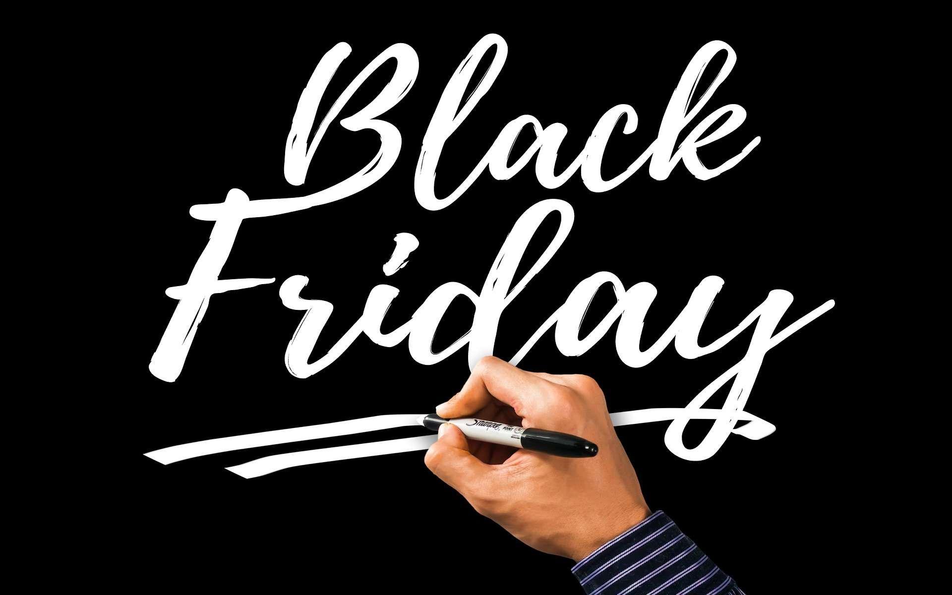 Black Friday : Des remises allant jusqu'à -82% sur de nombreux logiciels