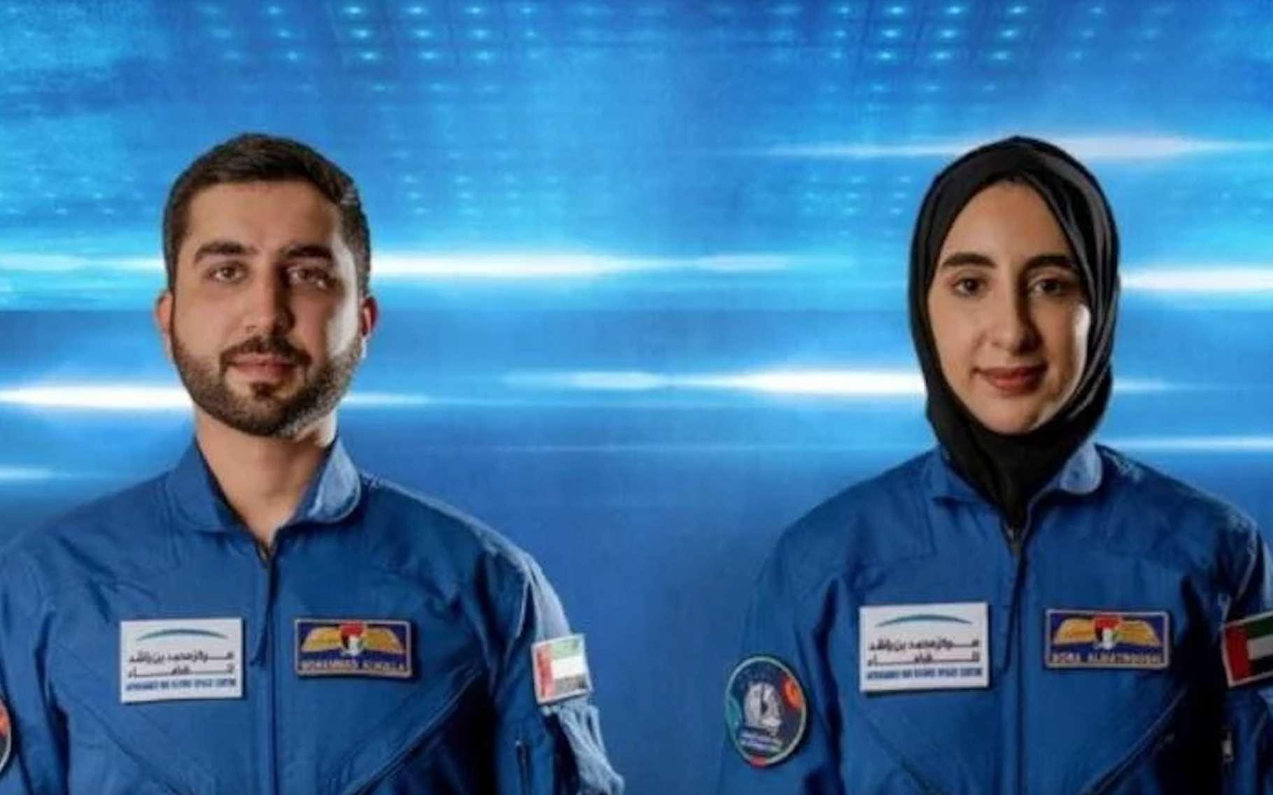 « Fais ce qui te rend heureuse. » Le mantra de Nora Al Matrooshi, celle qui s'apprête à devenir la première femme astronaute arabe, sonne aujourd'hui comme un conseil donné à toutes les jeunes filles du monde. © Centre spatial Mohammed Bin Rashid