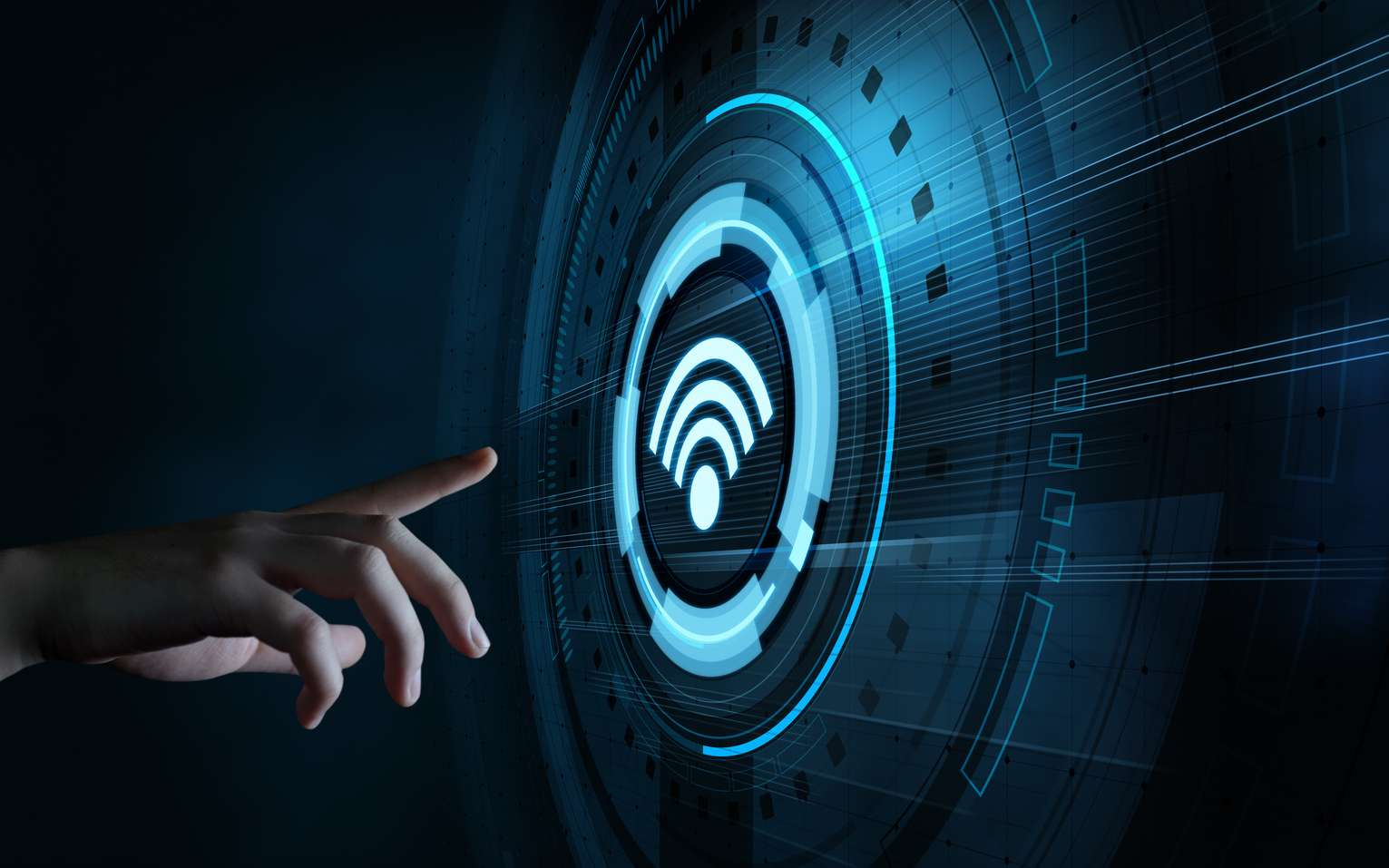 Une simple mise à jour logicielle pourrait permettre d'améliorer la portée du Wi-Fi. © Sikov, Fotolia