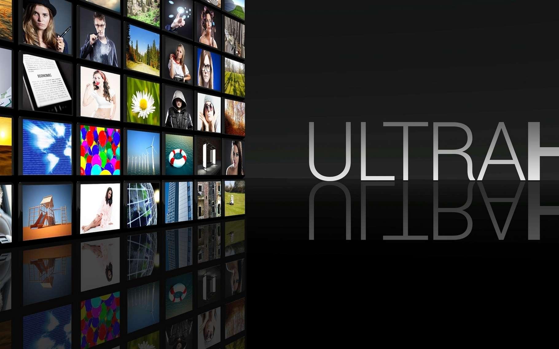 L'ultra HD désigne une image contenant plus de 8 millions de pixels. © Leszek Glasner, Shutterstock