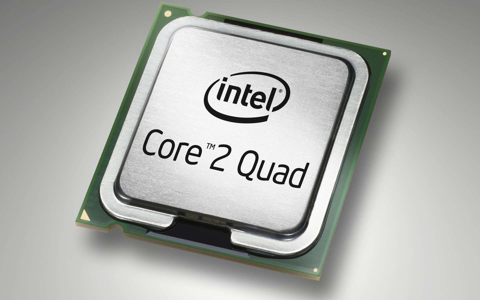 Les processeurs d'Intel ont-ils bénéficié de procédés commerciaux malhonnêtes ? © DR