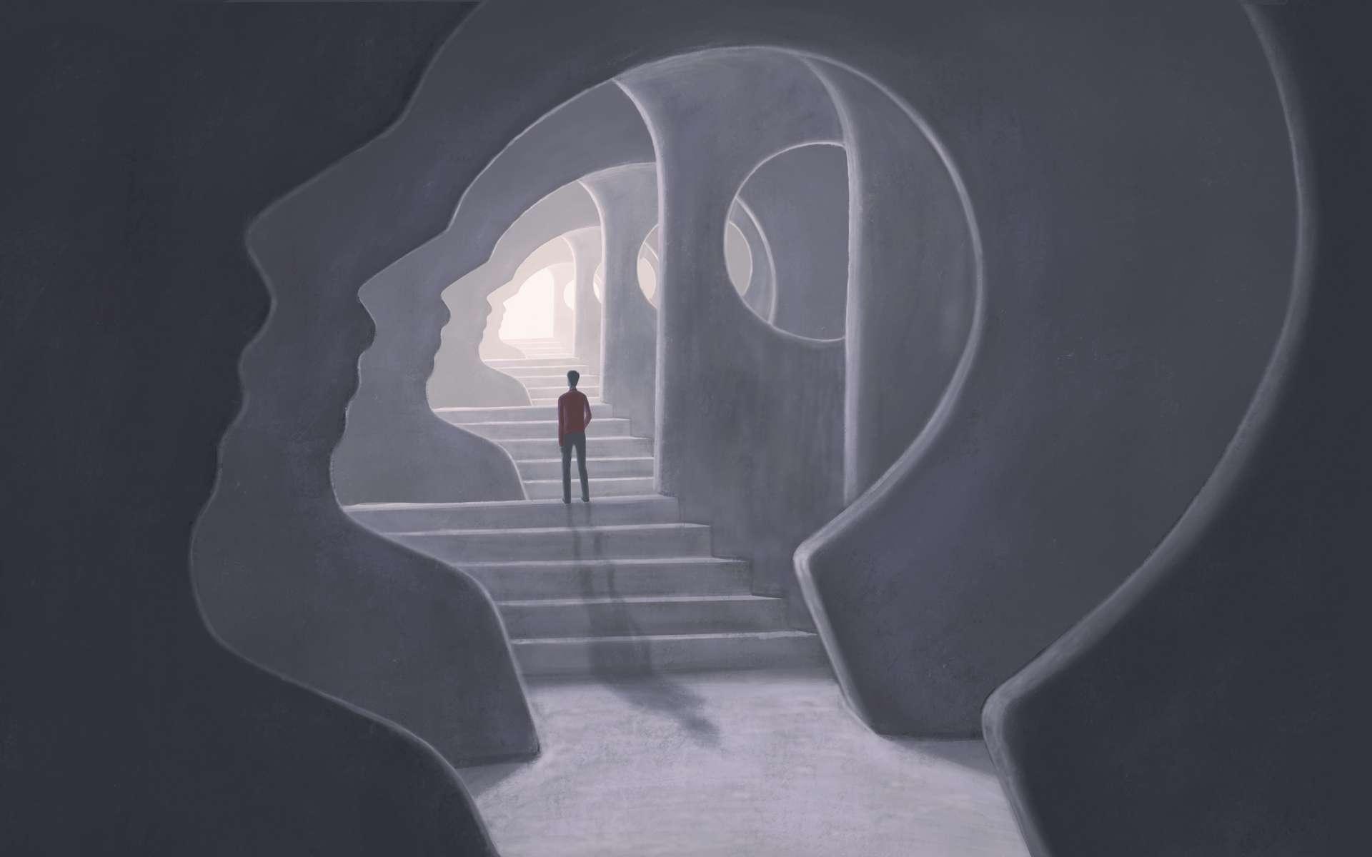 Des chercheurs en neurosciences proposent une nouvelle théorie pour expliquer les rêves bizarres. © Jorm S, Adobe Stock