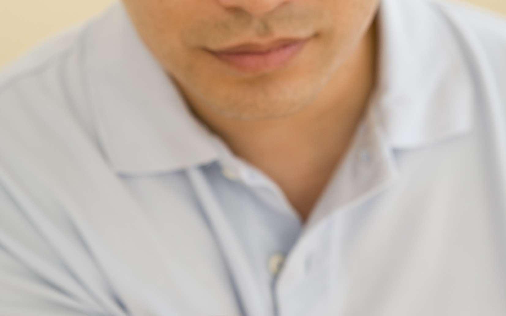 Les cyclines peuvent provoquer l'apparition de taches jaunes sur les dents. ©Phovoir