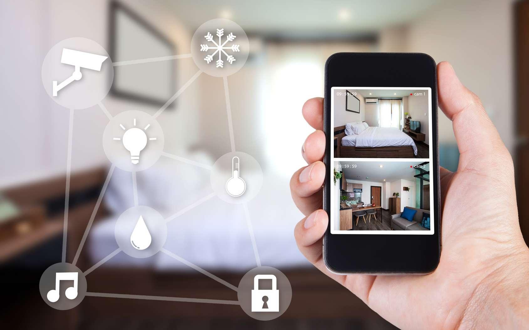 Il existe des moyens pour sécuriser votre habitation. © Suwanphoto/Fotolia