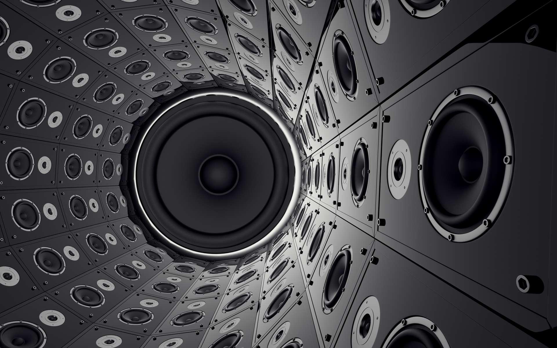 Le son surround offre une expérience auditive. © Dabarti, Adobe Stock