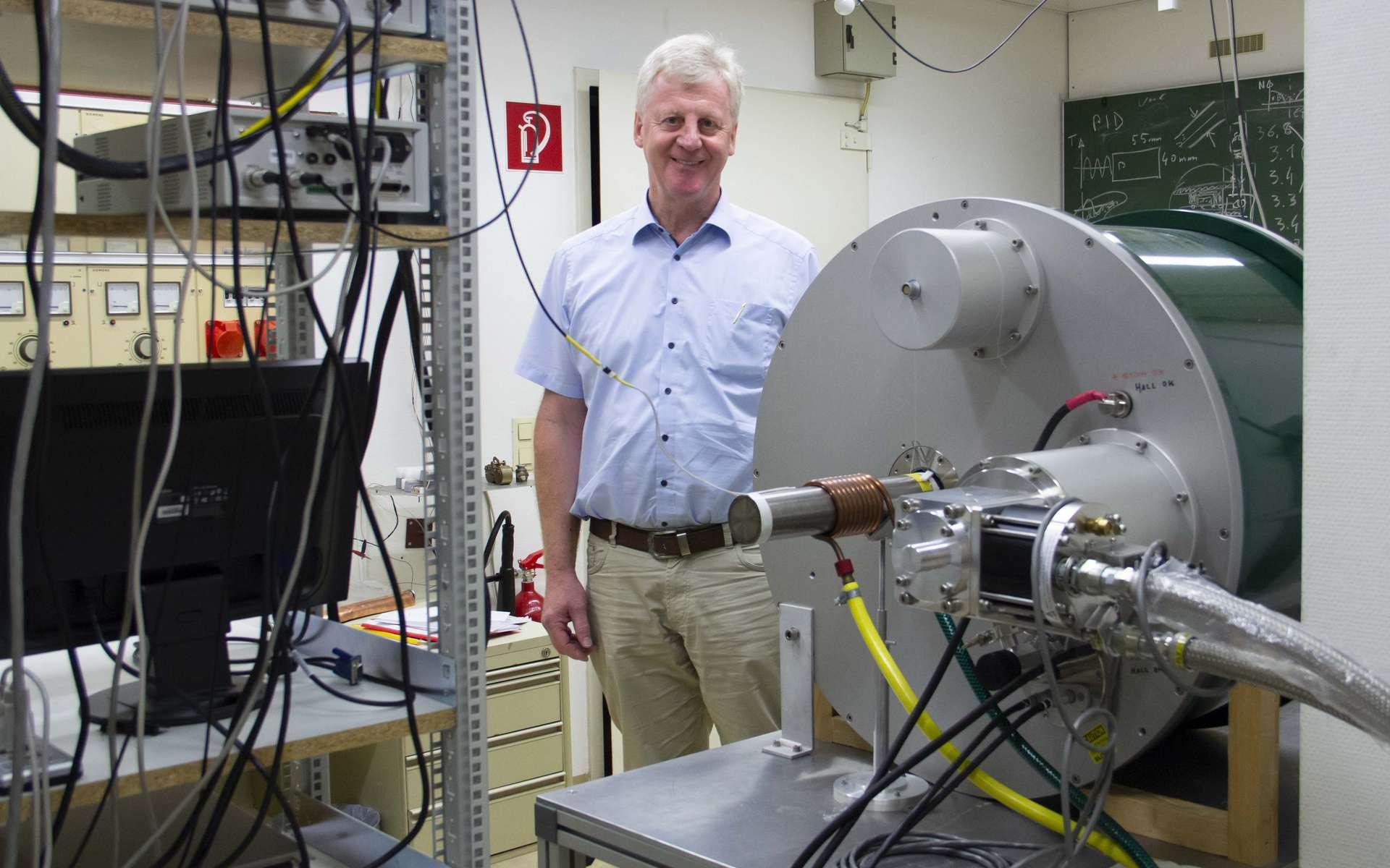 Les chercheurs de l'Université de Vienne ont inventé un matériau à l'efficacité thermoélectrique doublée par rapport aux meilleurs alliages actuels. © Université de Vienne